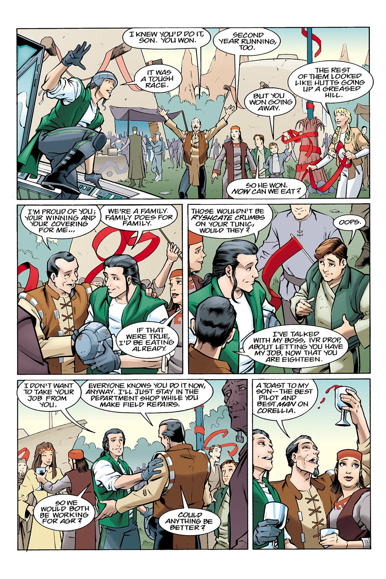 Read online Star Wars Omnibus comic -  Issue # Vol. 3 - 97