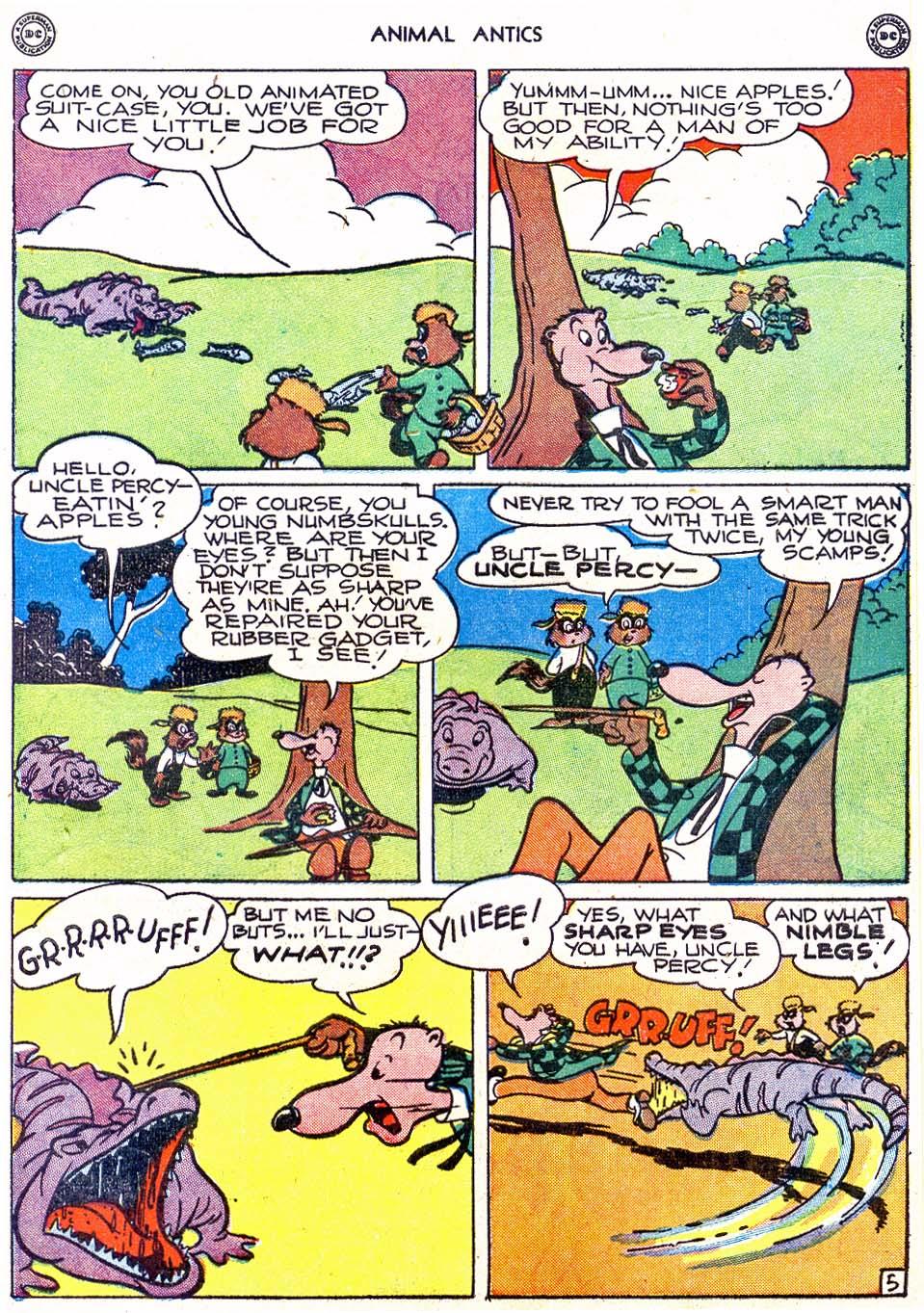 Read online Animal Antics comic -  Issue #4 - 49