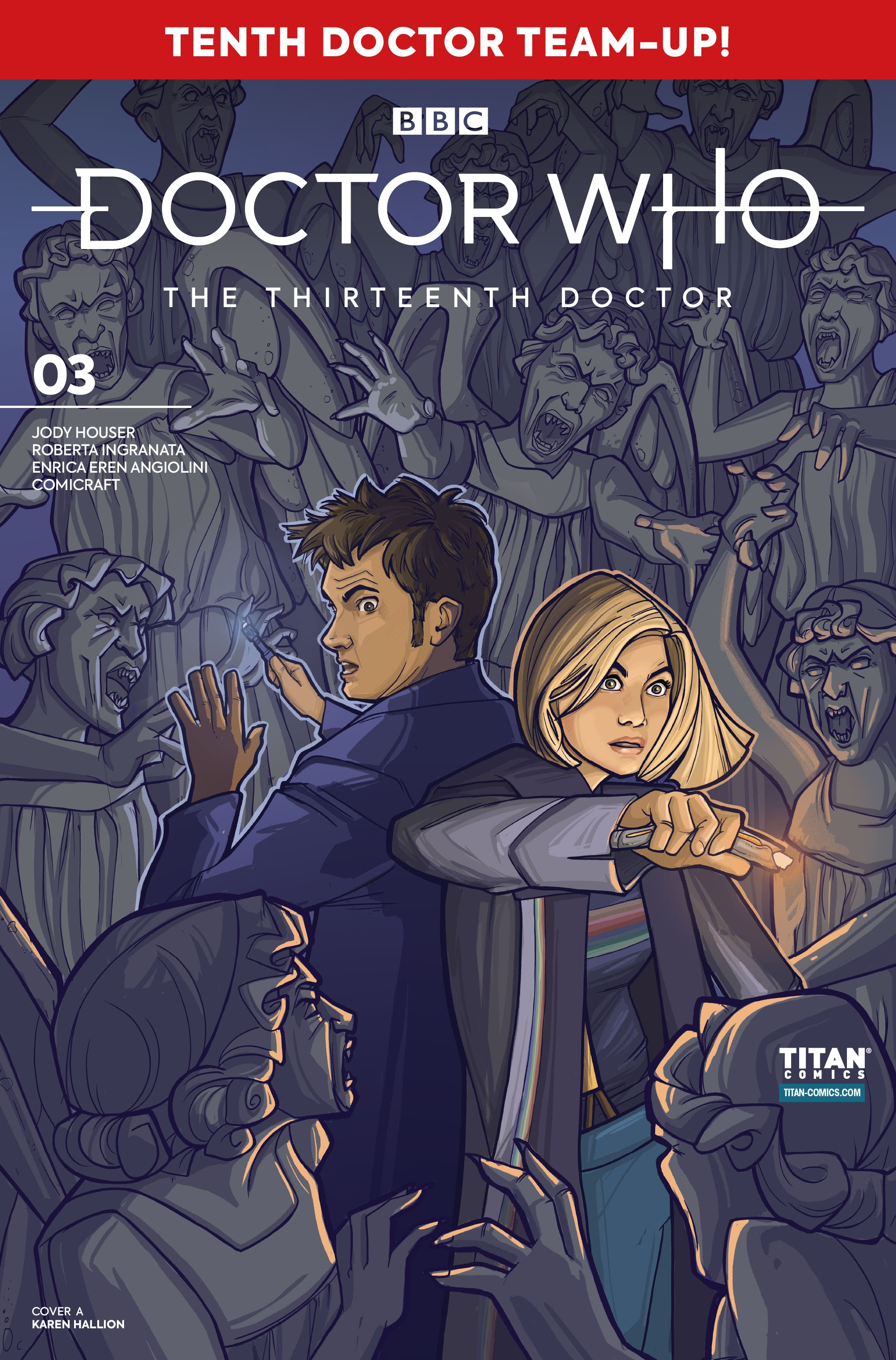 Doctor Who: The Thirteenth Doctor 2-3 Page 1