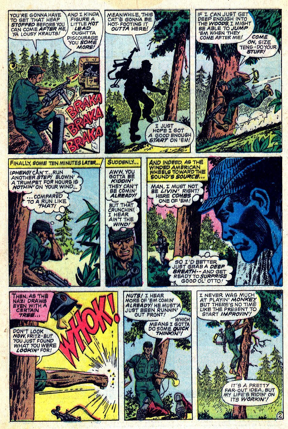 Read online Sgt. Fury comic -  Issue #56 - 4