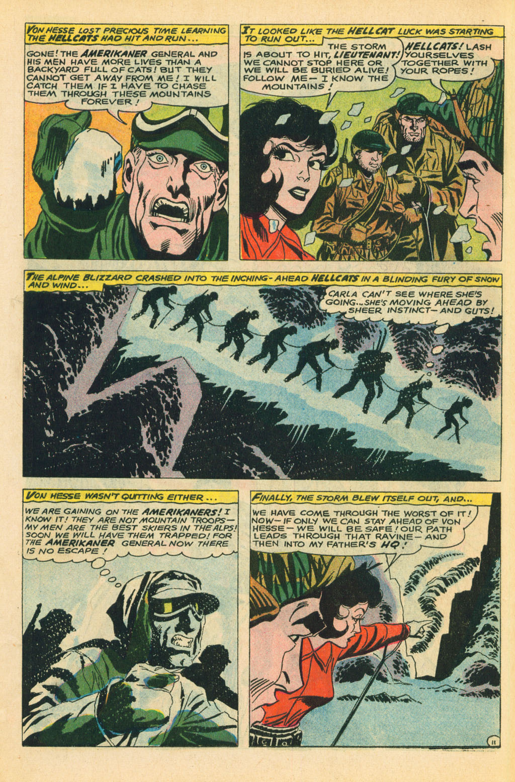 Our Fighting Forces (1954) issue 110 - Page 18
