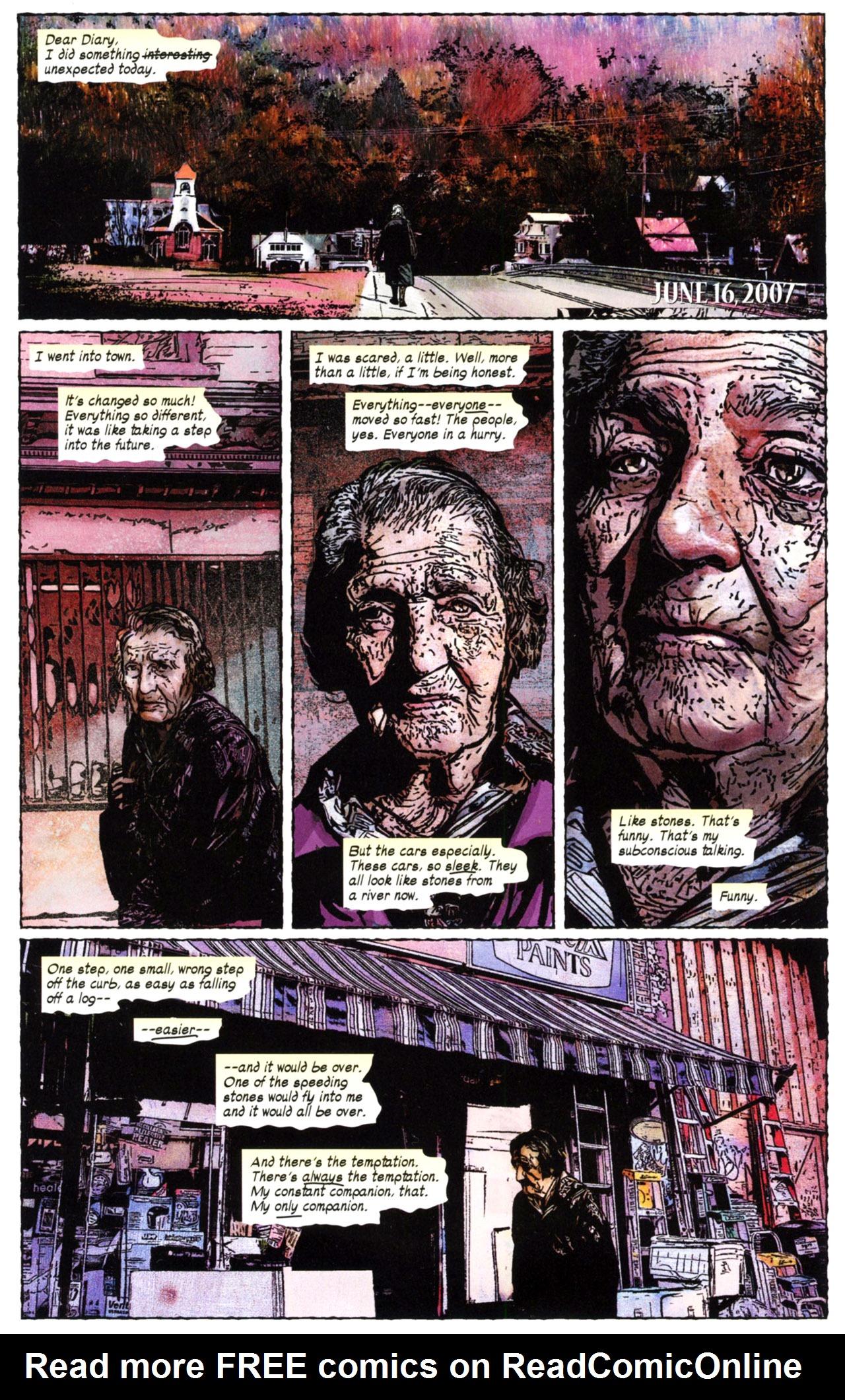 Read online Stephen King's N. comic -  Issue #2 - 5