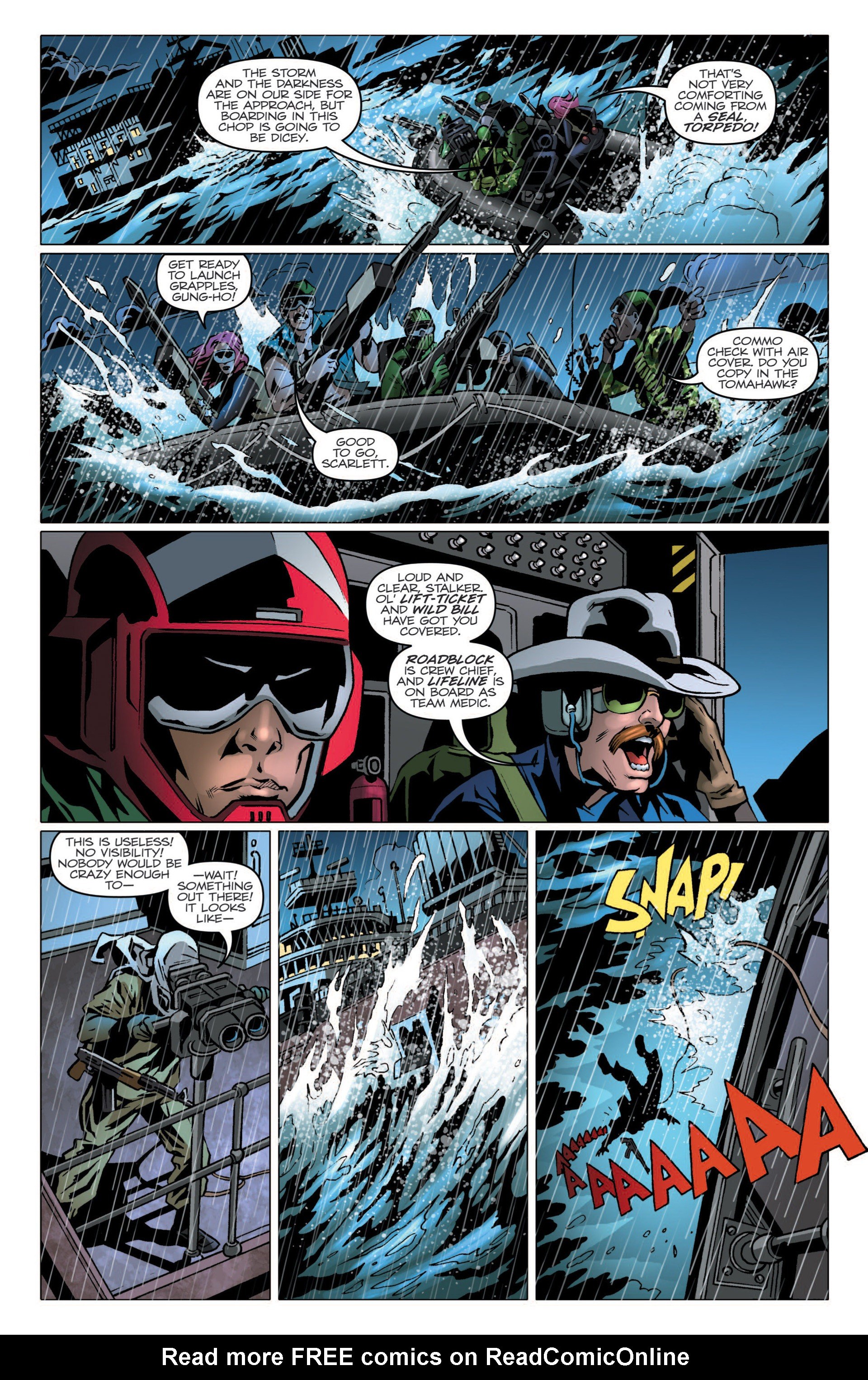 G.I. Joe: A Real American Hero 188 Page 5