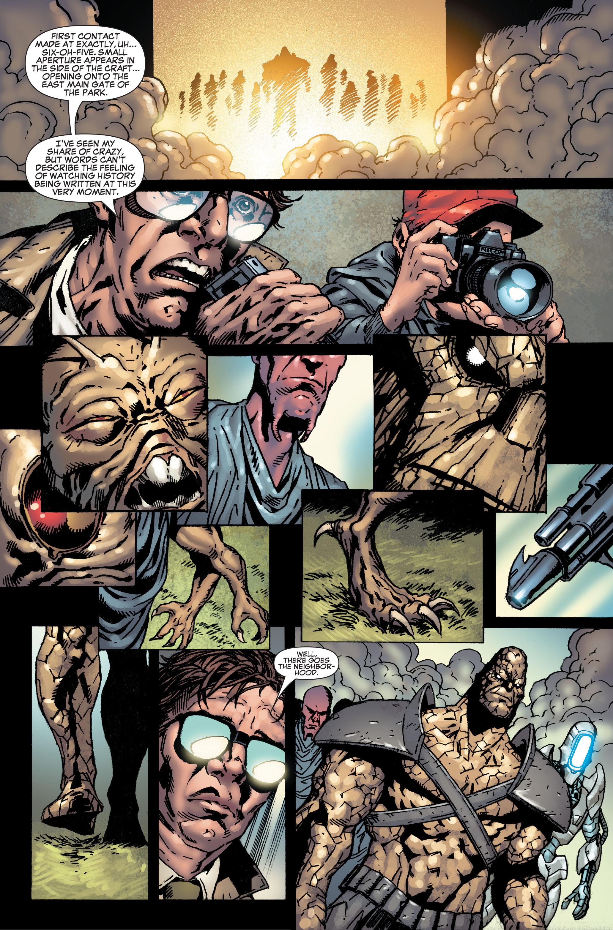 Read online World War Hulk: Front Line comic -  Issue #1 - 12
