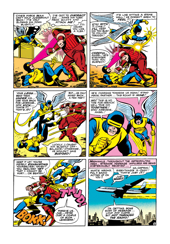 Read online Uncanny X-Men (1963) comic -  Issue #13 - 7
