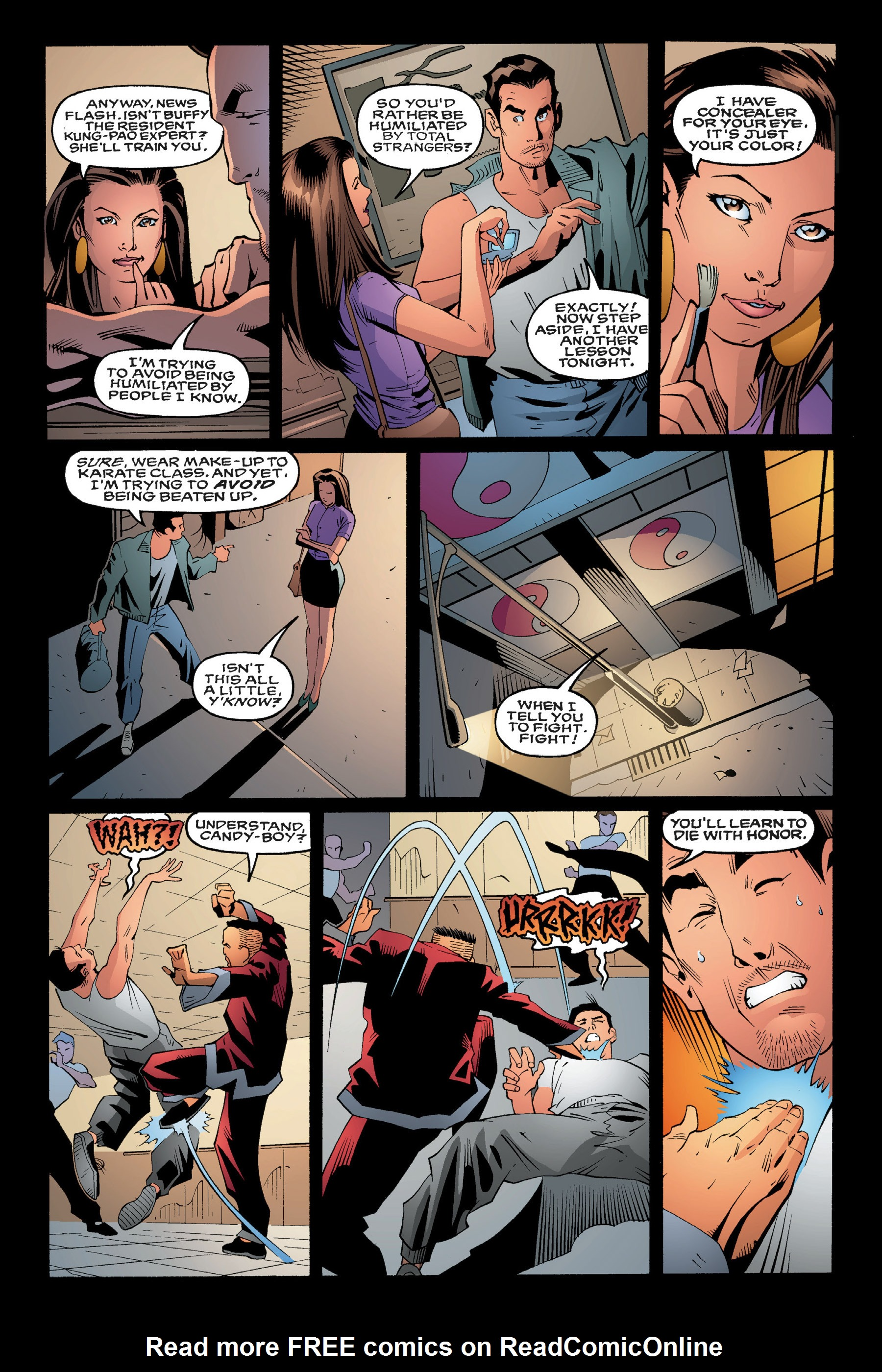 Read online Buffy the Vampire Slayer: Omnibus comic -  Issue # TPB 3 - 26