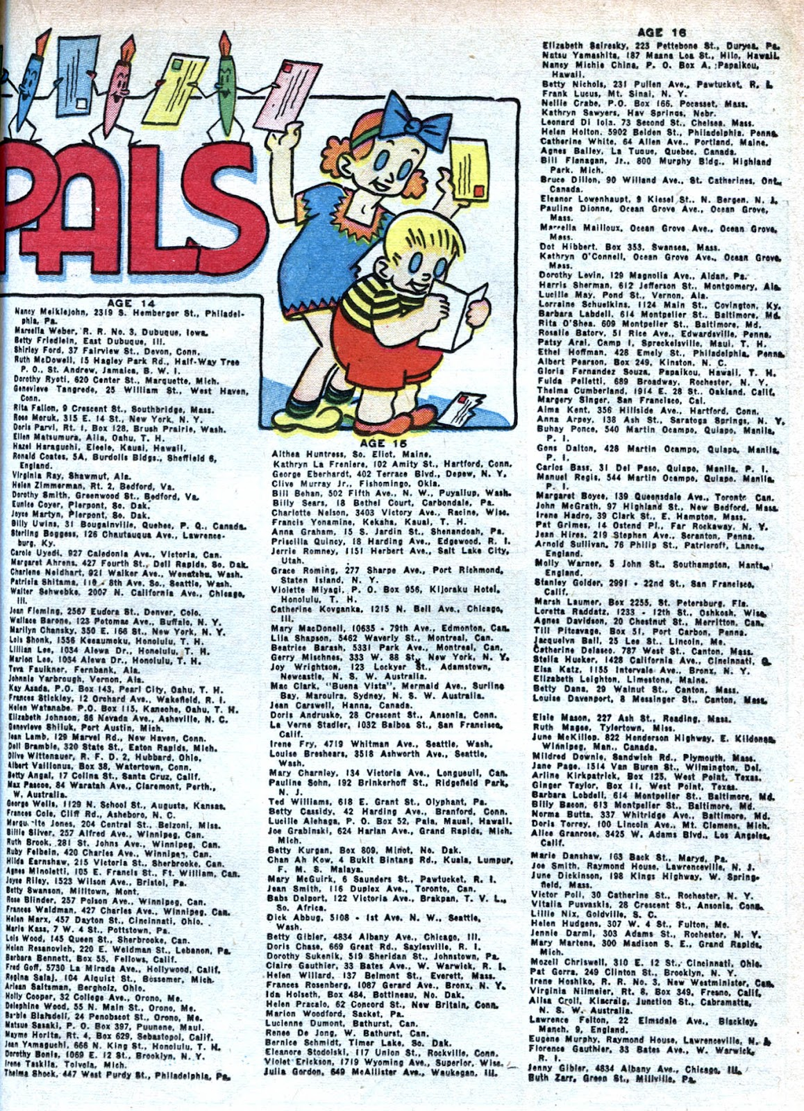 Read online Famous Funnies comic -  Issue #80 - 35