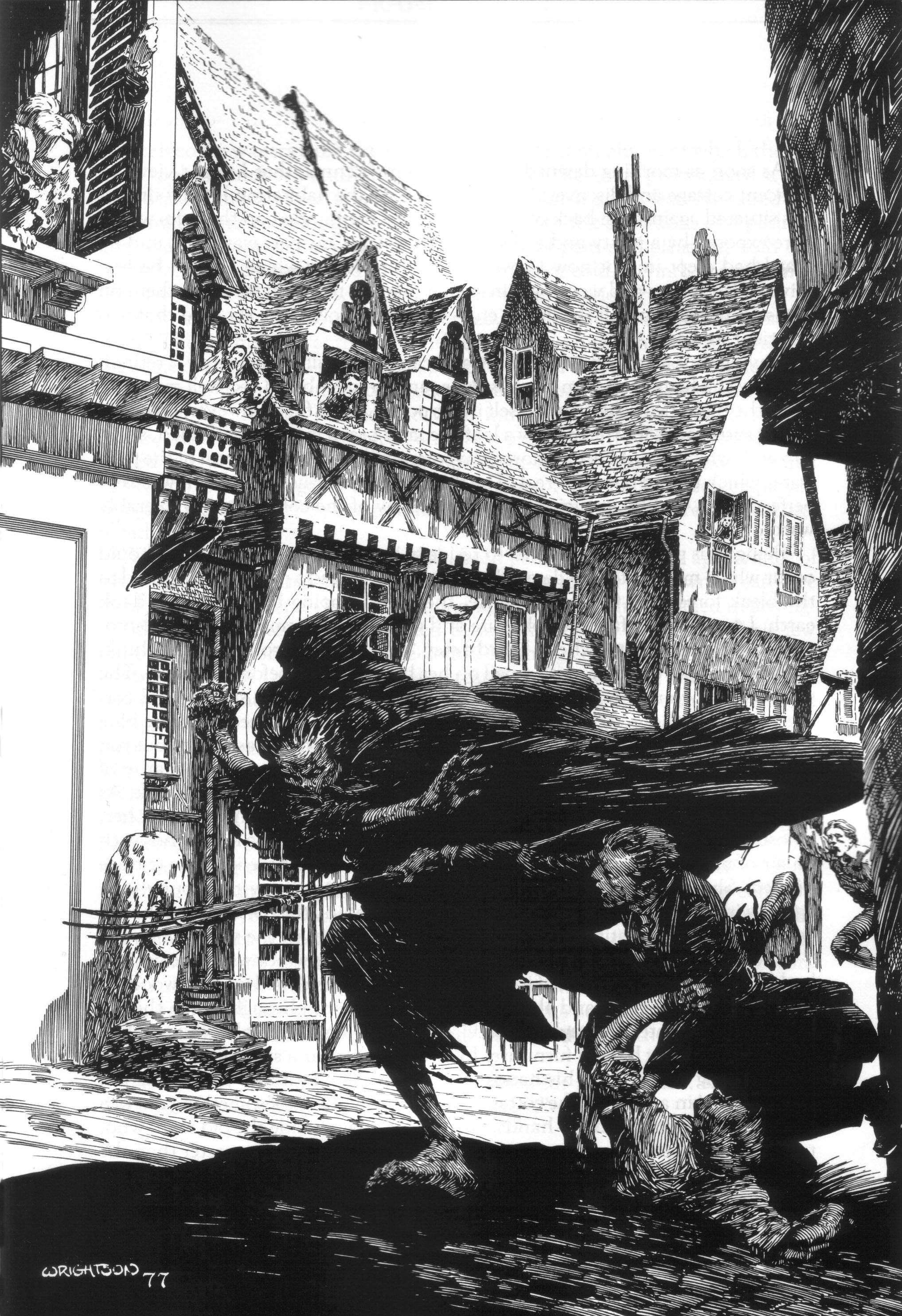 Read online Bernie Wrightson's Frankenstein comic -  Issue # Full - 22