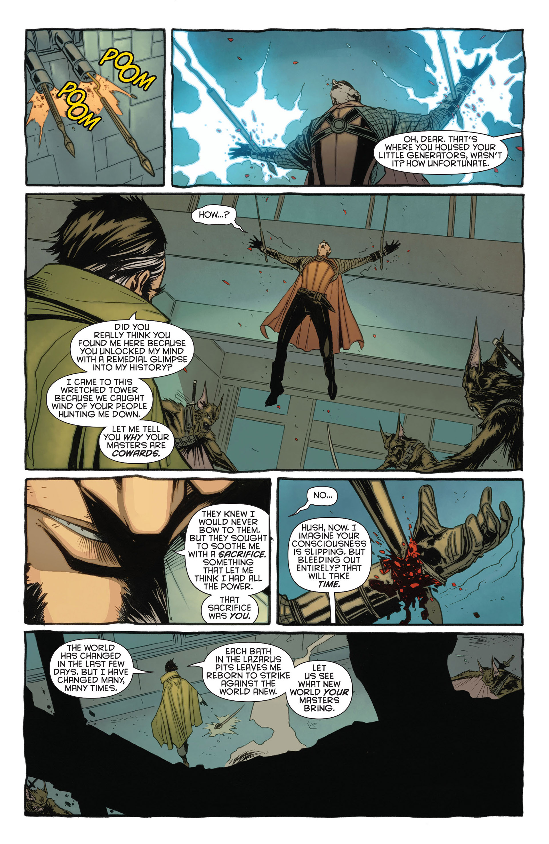 Read online Batman and Robin (2011) comic -  Issue #23.3 - 17