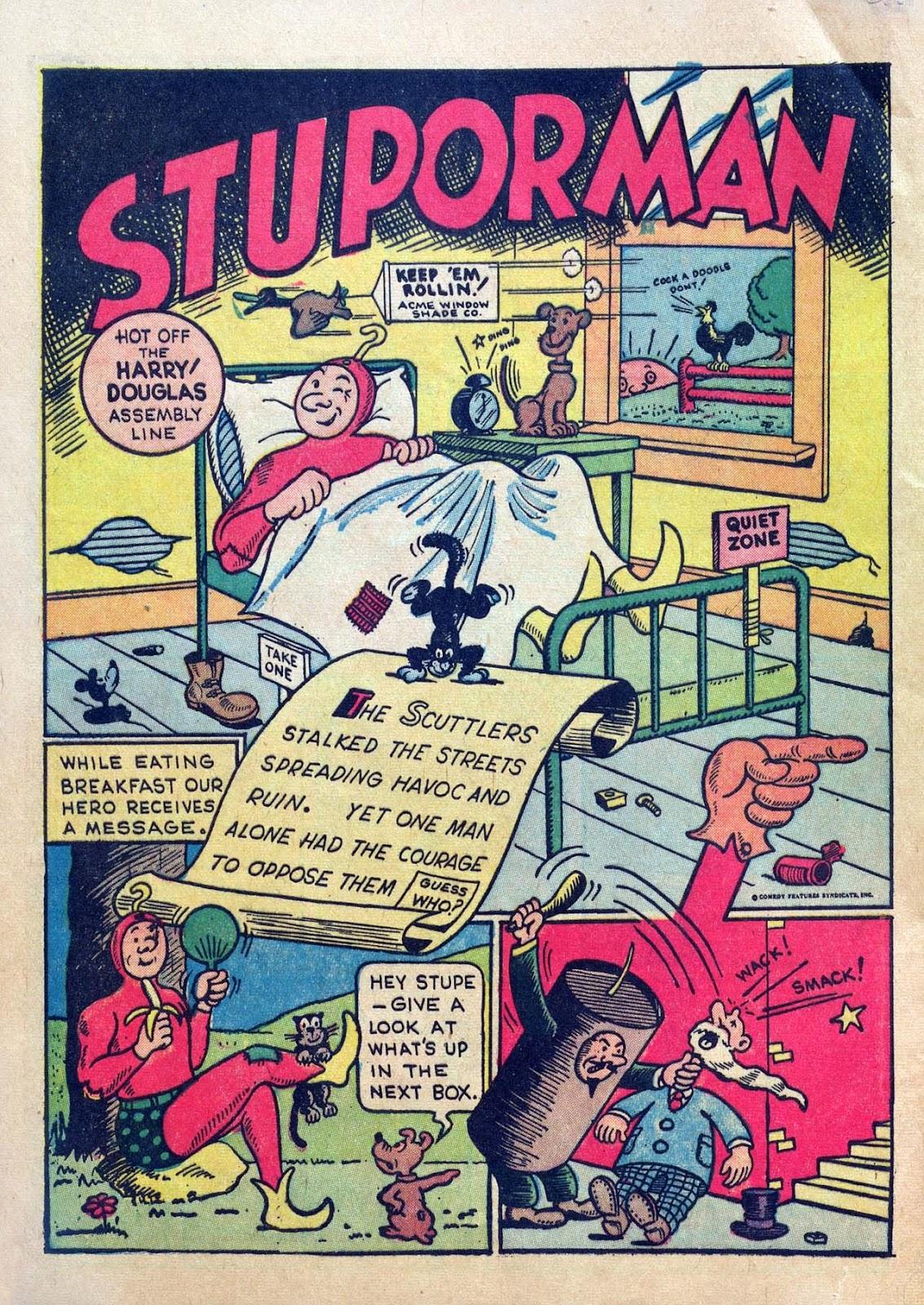 Read online Joker Comics comic -  Issue #1 - 60