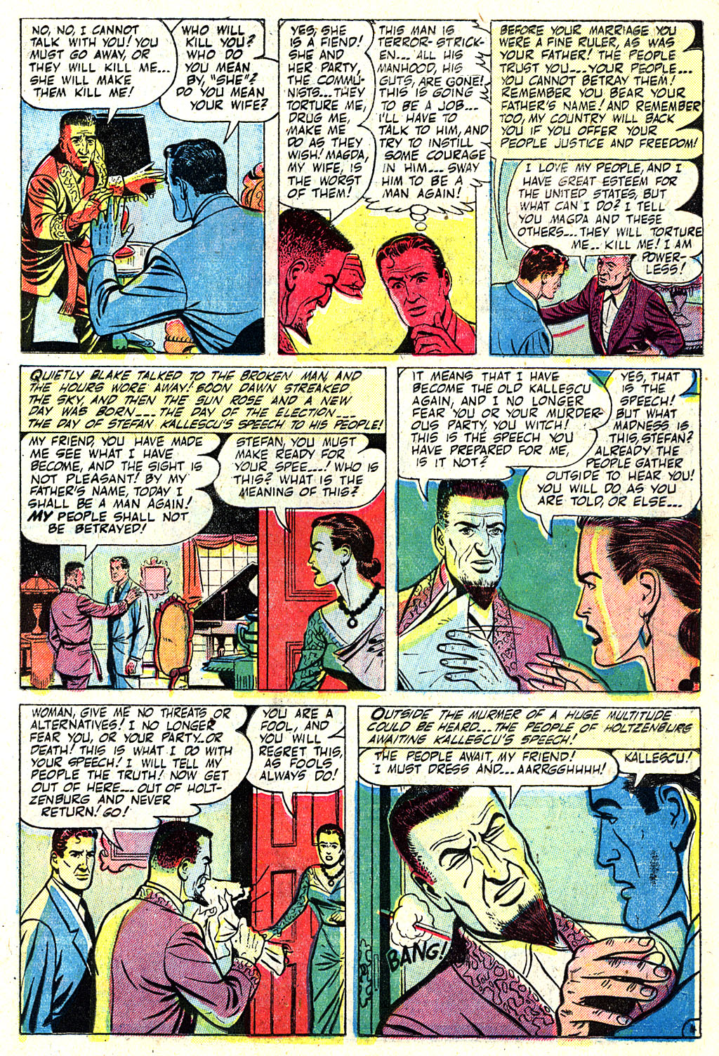 Kent Blake of the Secret Service issue 5 - Page 15