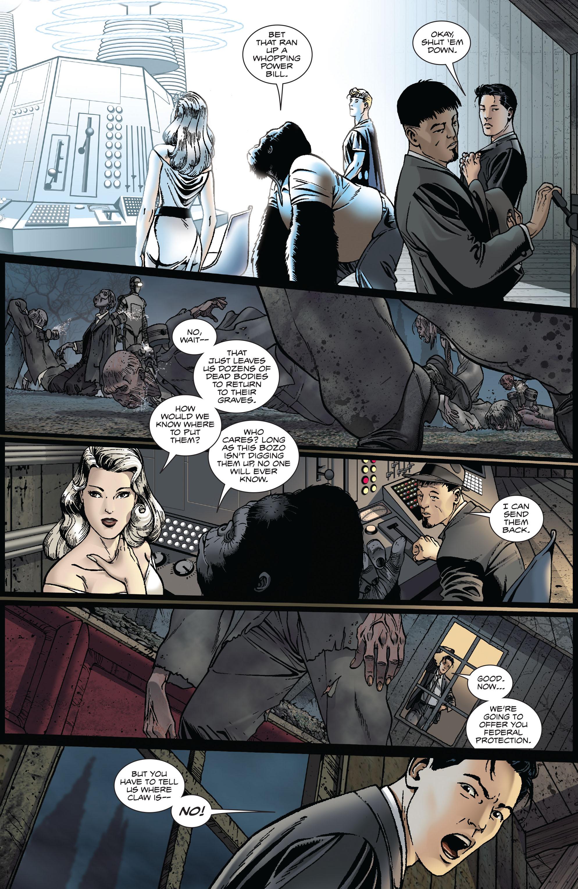 Read online Atlas comic -  Issue #2 - 23