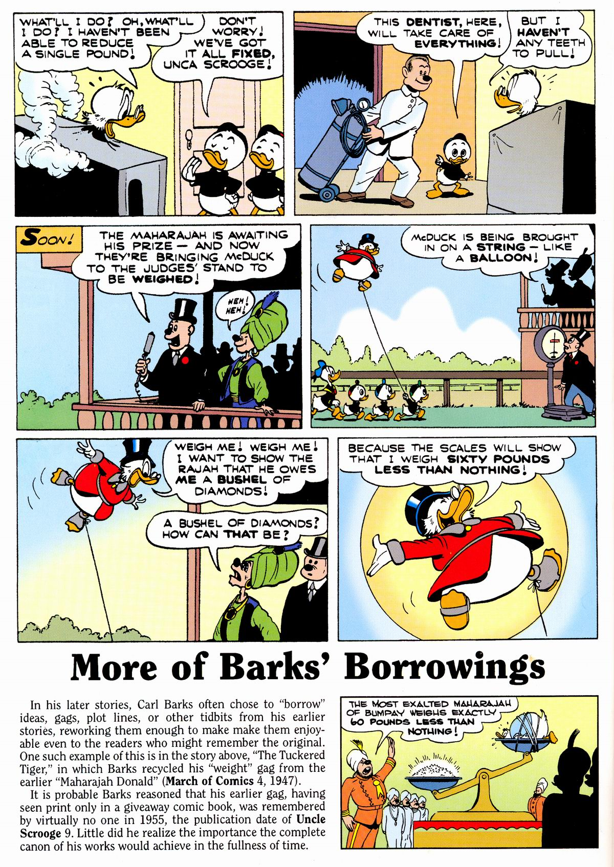 Read online Uncle Scrooge (1953) comic -  Issue #328 - 34