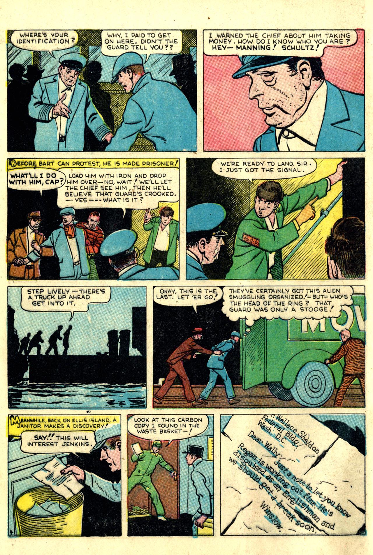 Read online Detective Comics (1937) comic -  Issue #44 - 20