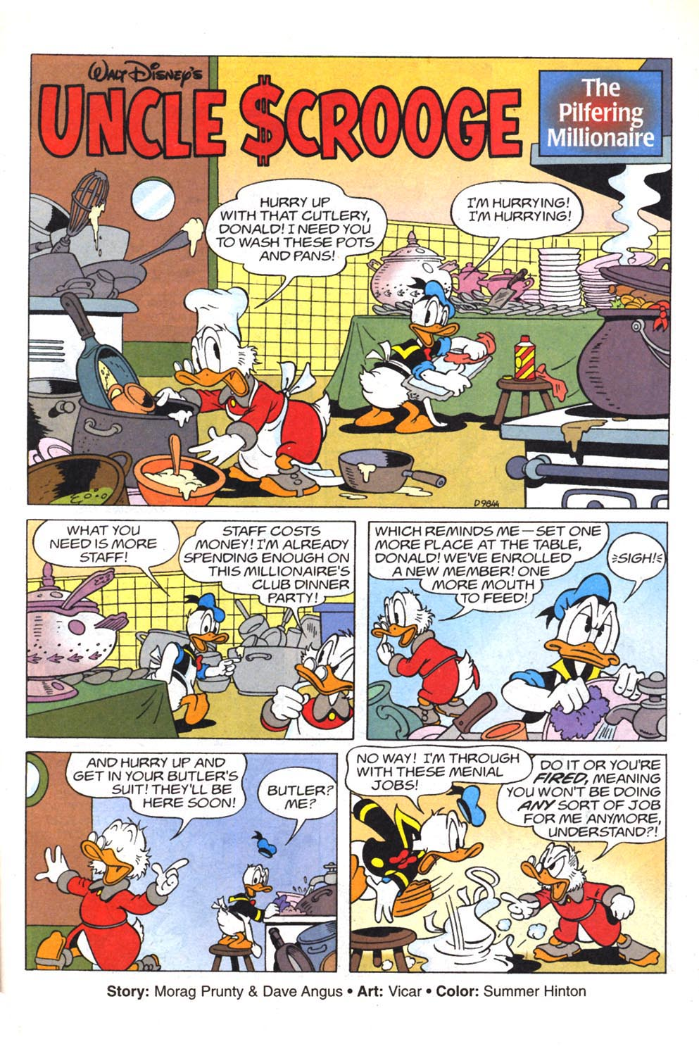 Read online Uncle Scrooge (1953) comic -  Issue #303 - 23