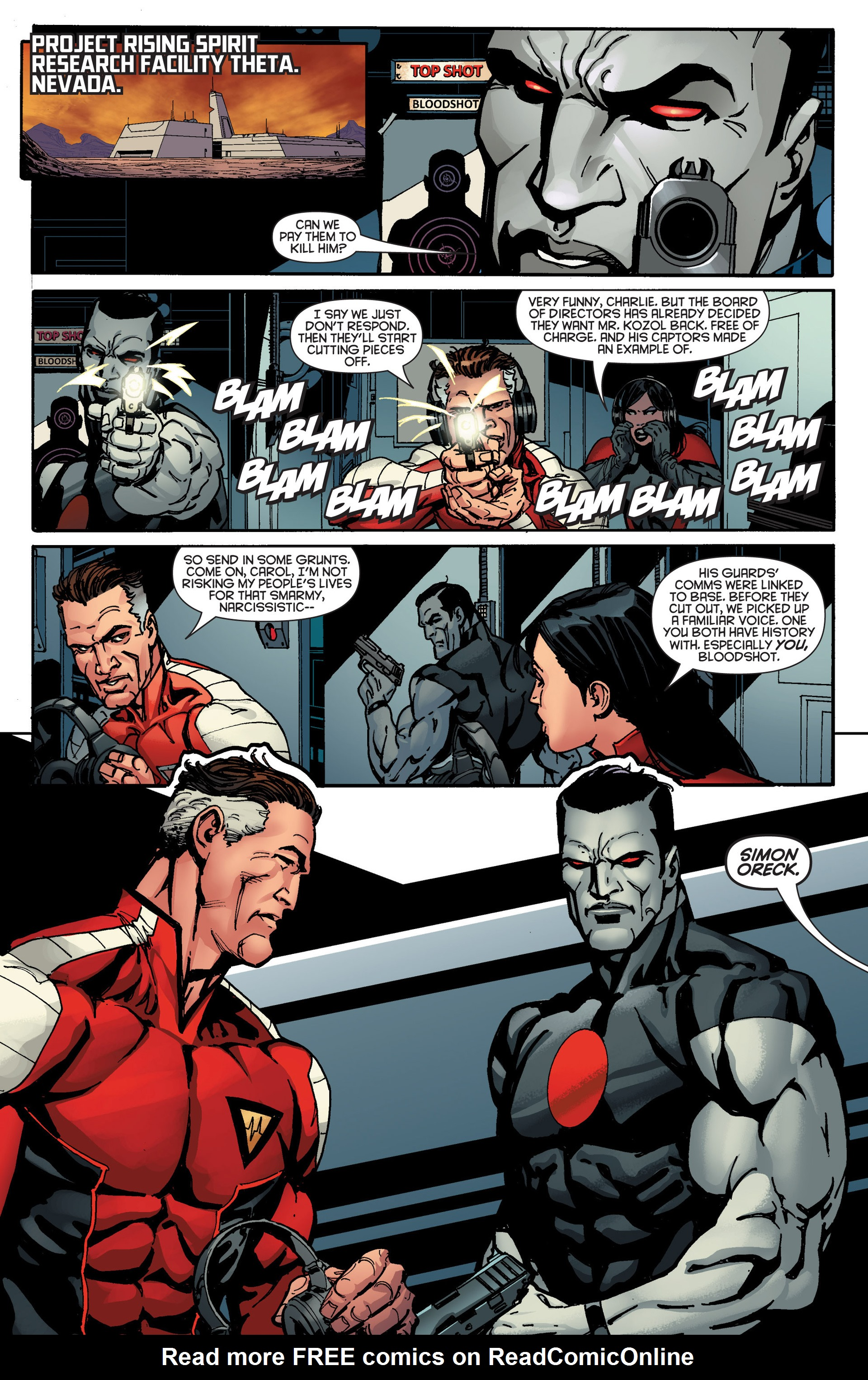 Read online Bloodshot and H.A.R.D.Corps comic -  Issue #18 - 5