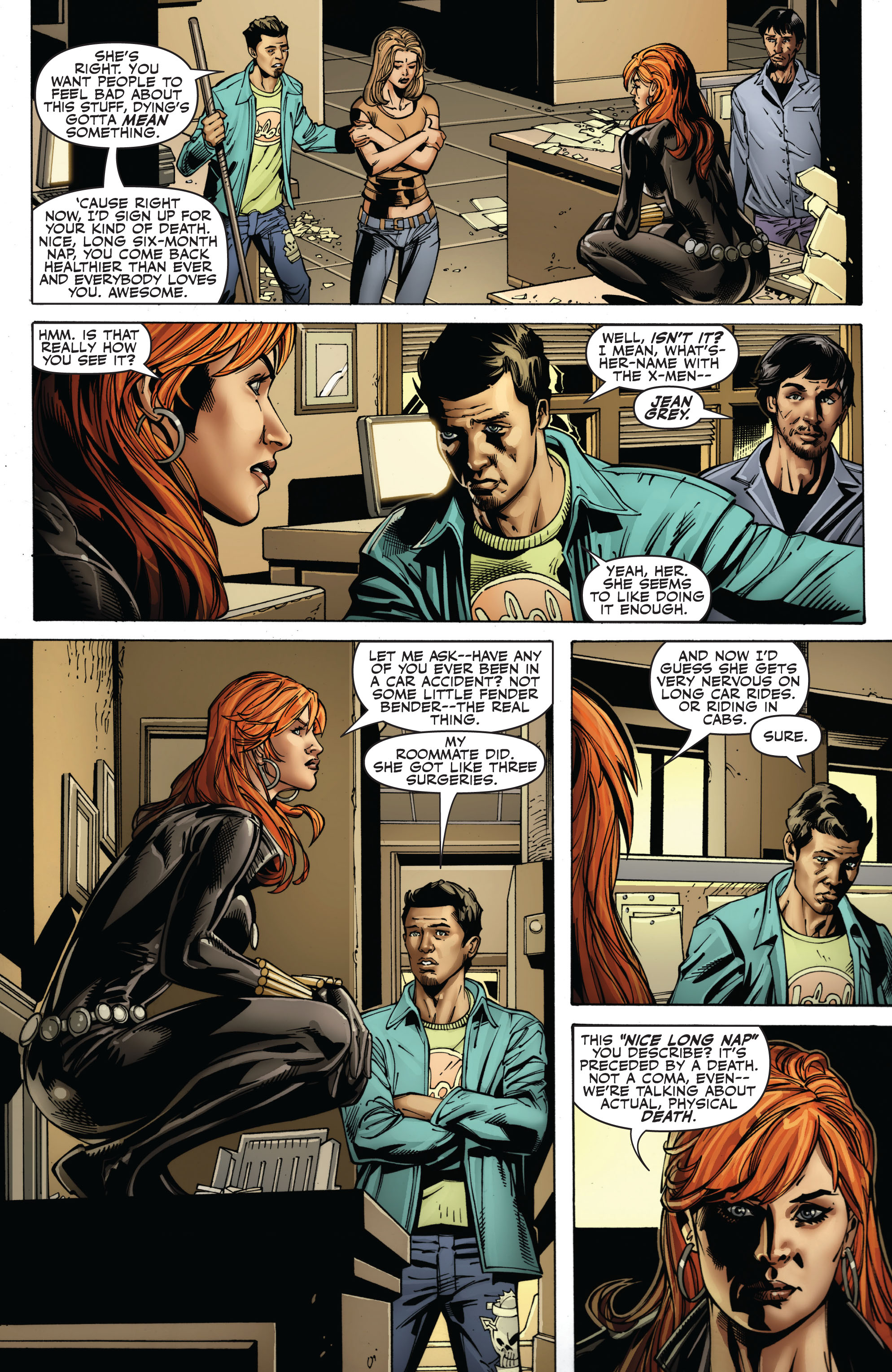 Read online Secret Avengers (2010) comic -  Issue #15 - 15