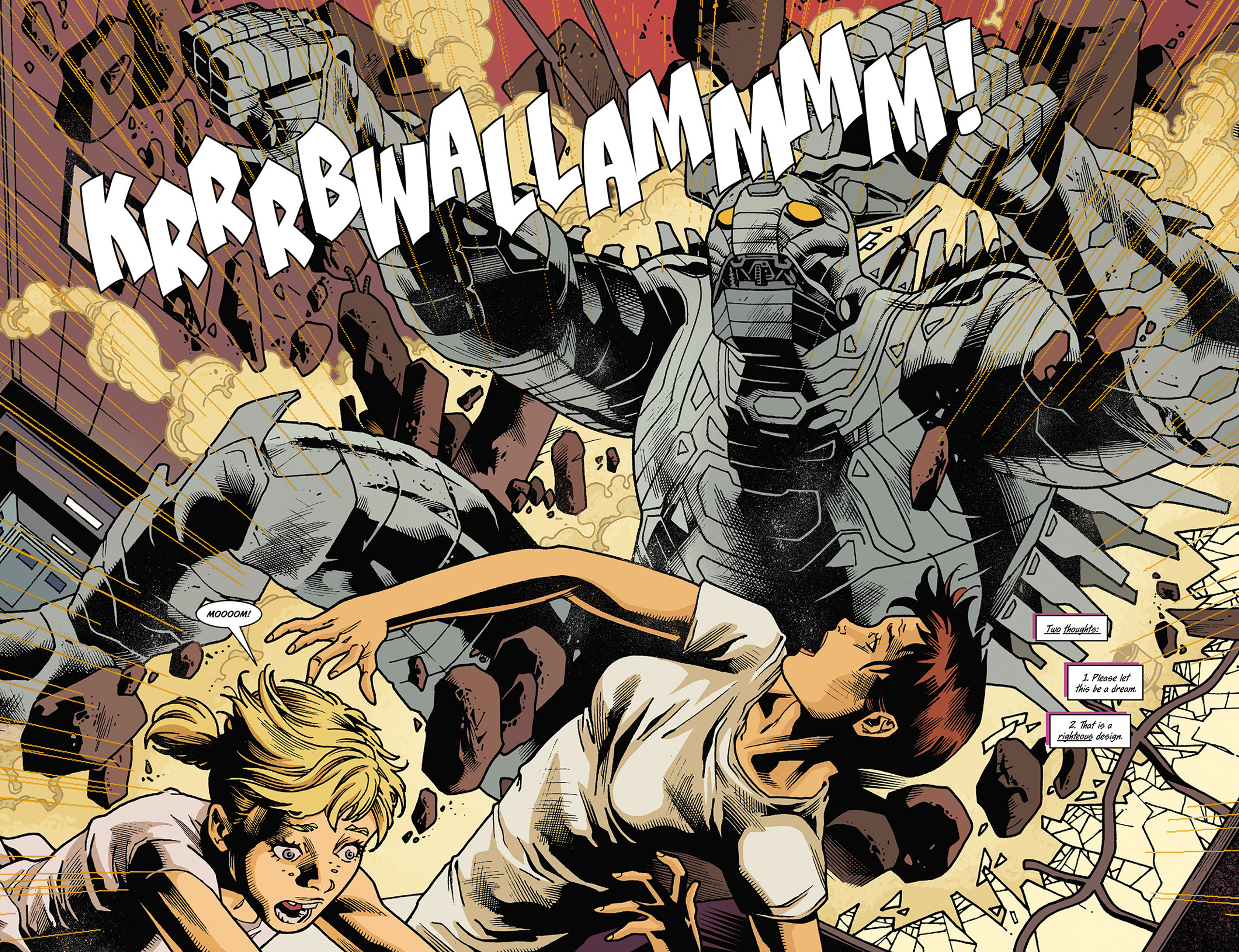 Read online Solar: Man of the Atom (2014) comic -  Issue #2 - 17