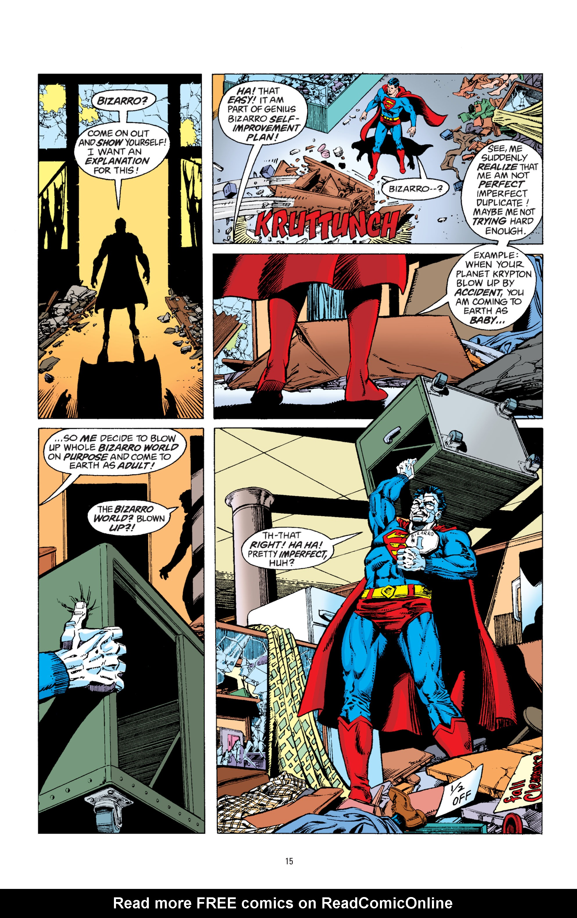 Read online Superman: Whatever Happened to the Man of Tomorrow? comic -  Issue # TPB - 14