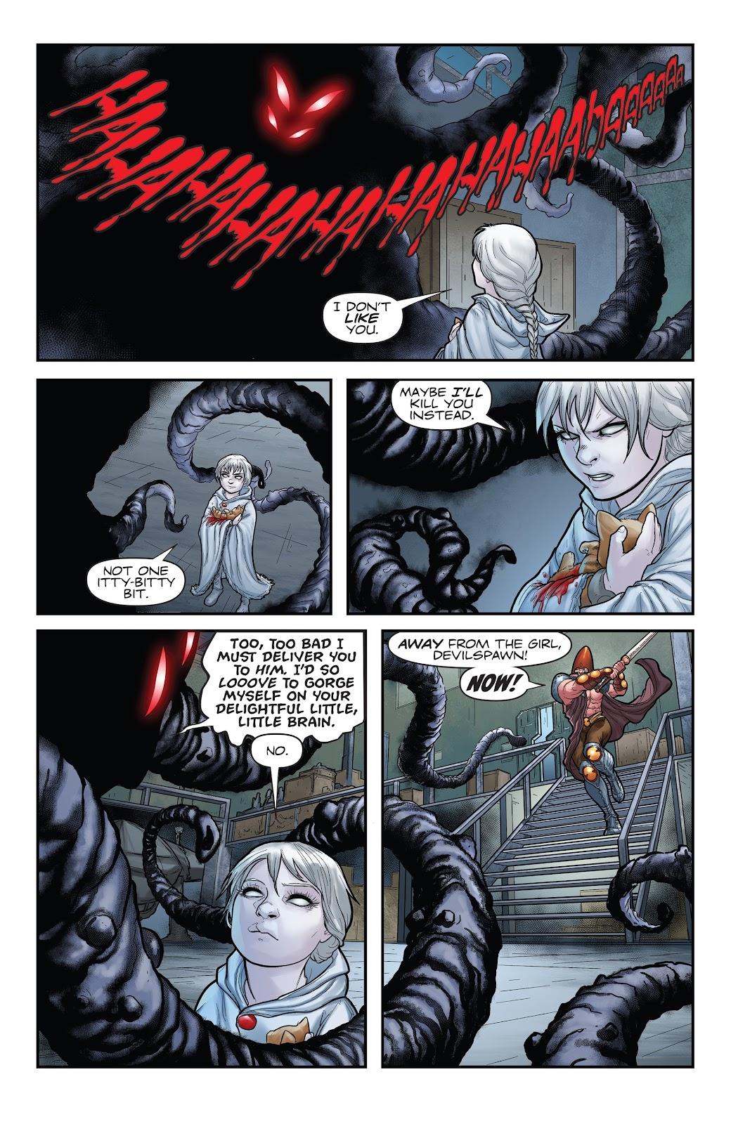 Read online Giantkillers One-Shot comic -  Issue # Full - 42