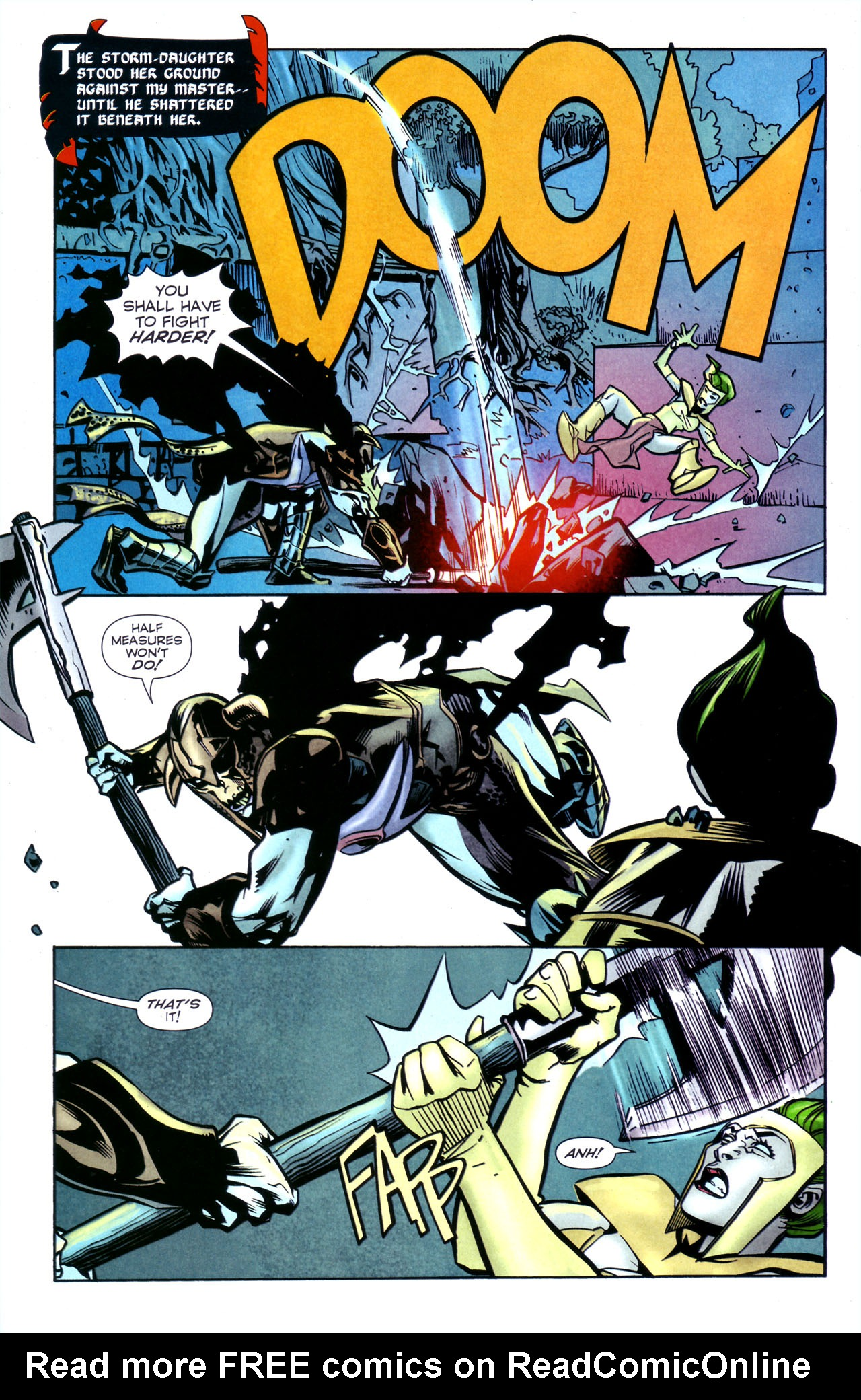 Read online Adventure Comics (2009) comic -  Issue #2 - 32