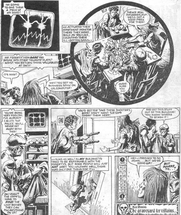 Read online The Thirteenth Floor (2007) comic -  Issue # Full - 16