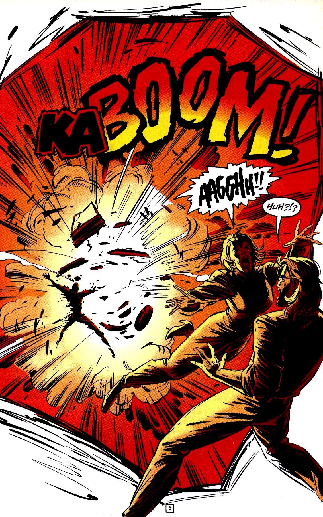 Read online Gunfire comic -  Issue #7 - 7