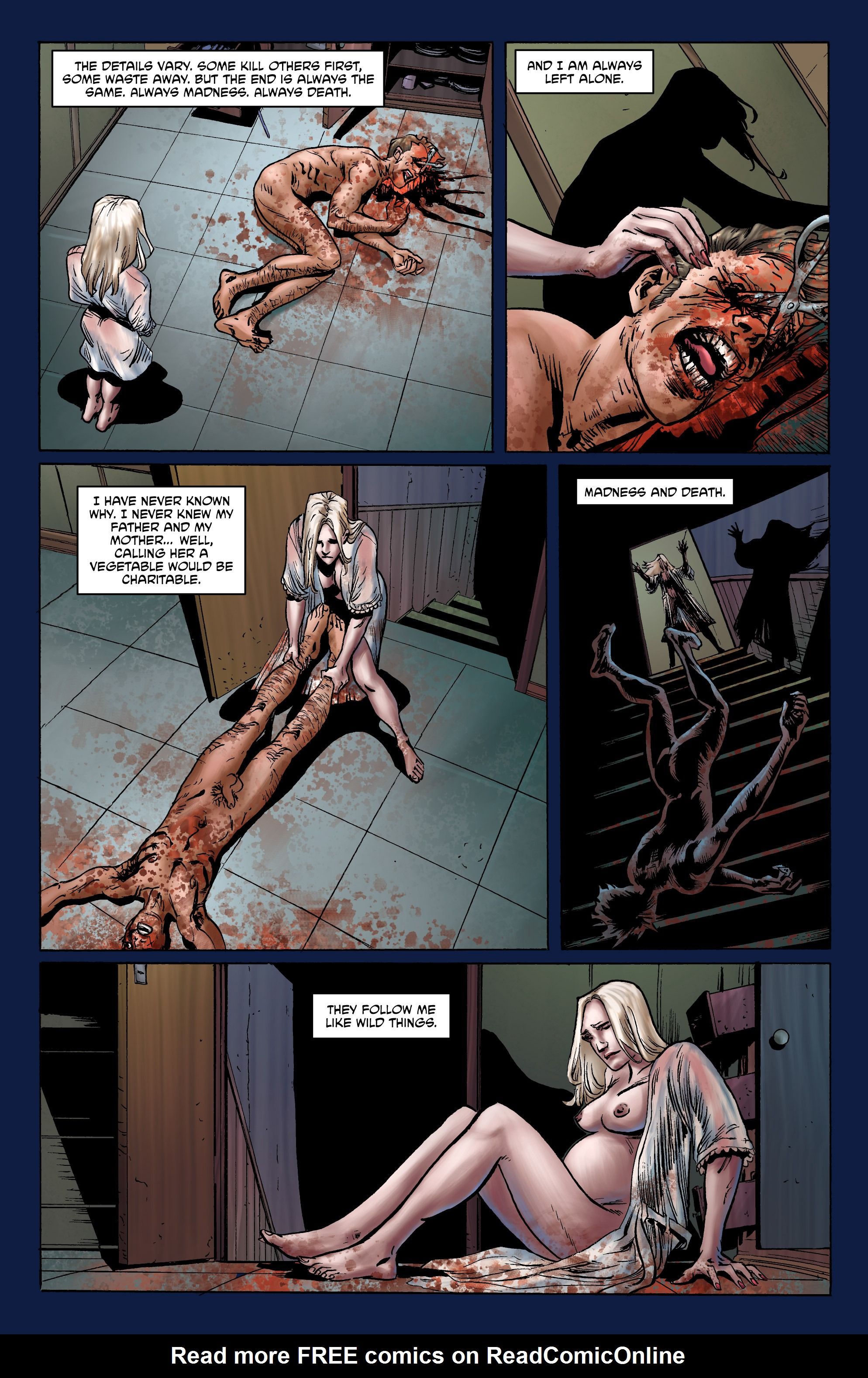 Read online God is Dead: Book of Acts comic -  Issue # Omega - 39