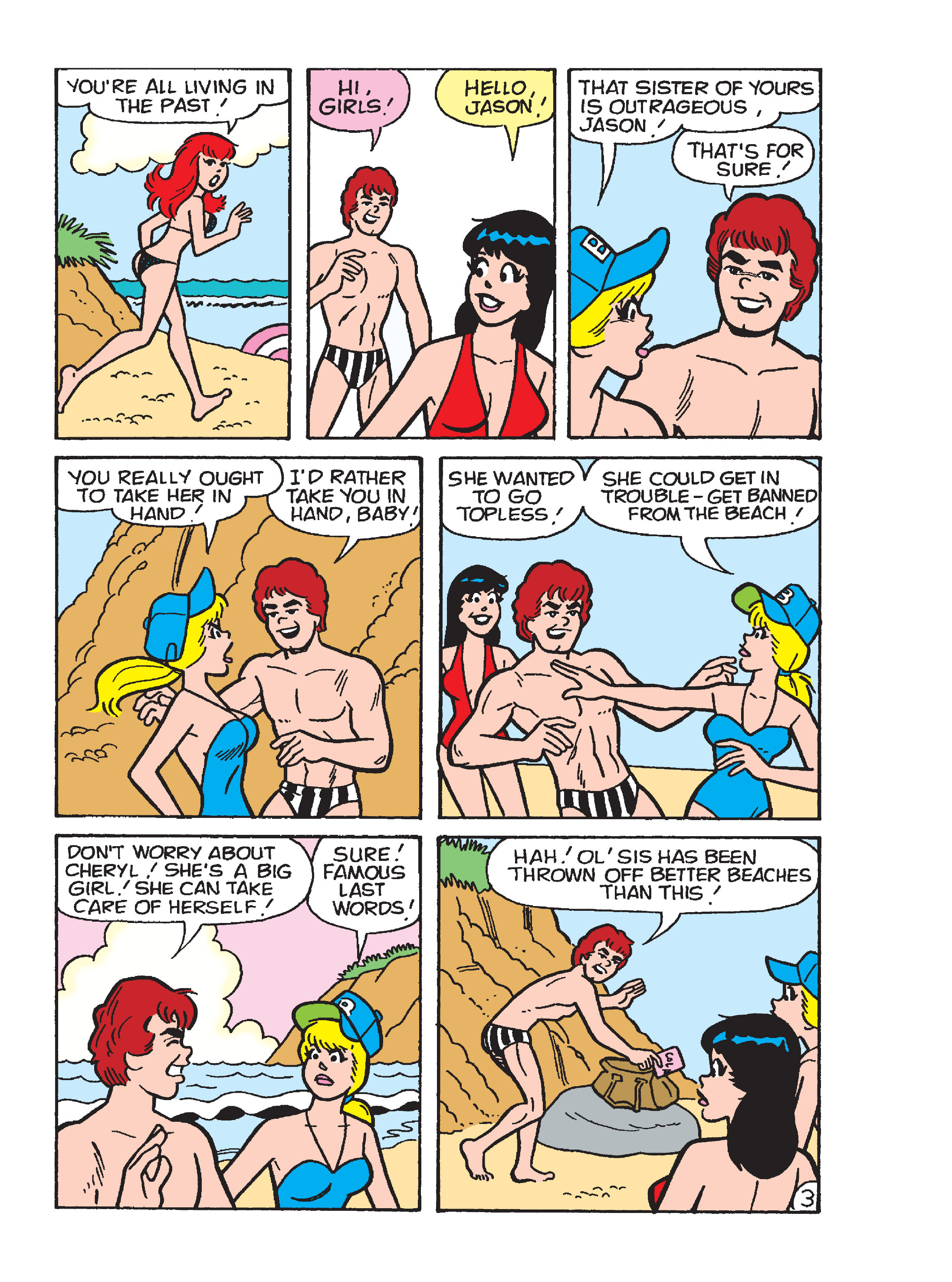 Read online Archie 1000 Page Comics Blowout! comic -  Issue # TPB (Part 3) - 59