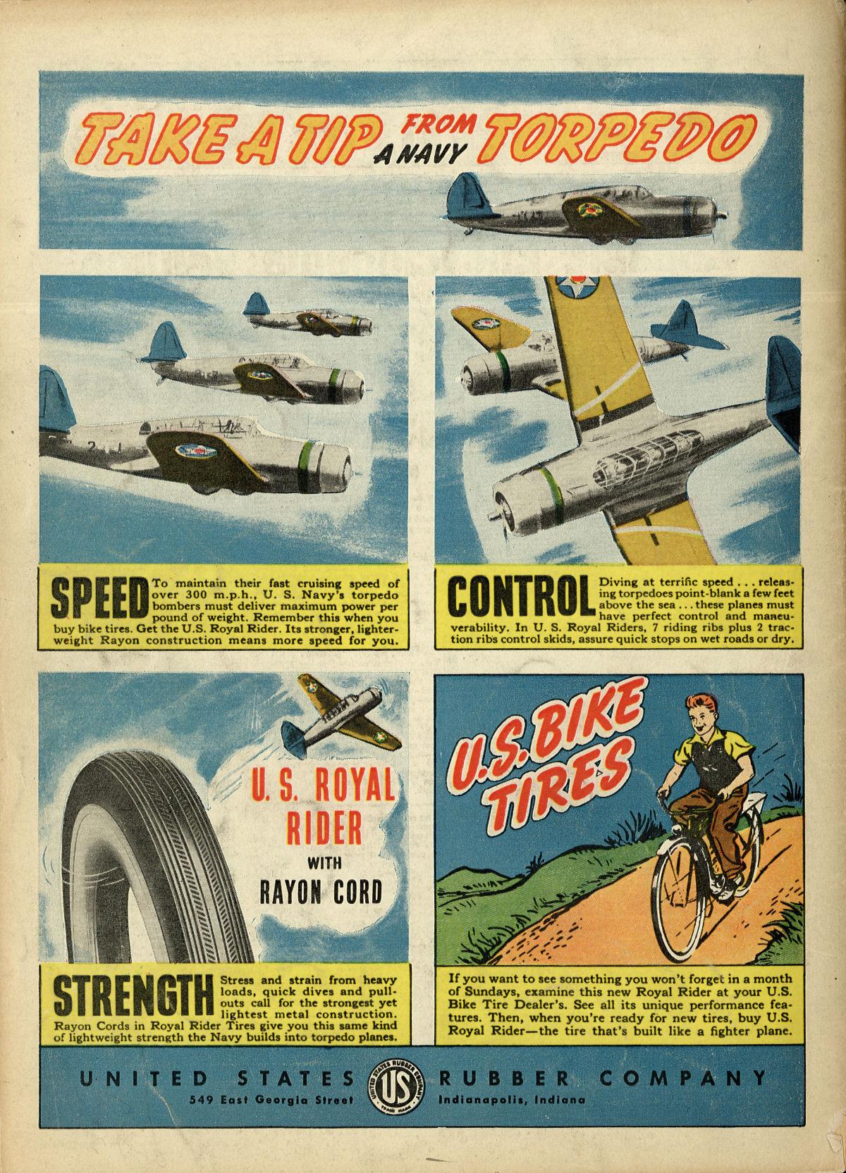 Read online Detective Comics (1937) comic -  Issue #55 - 68