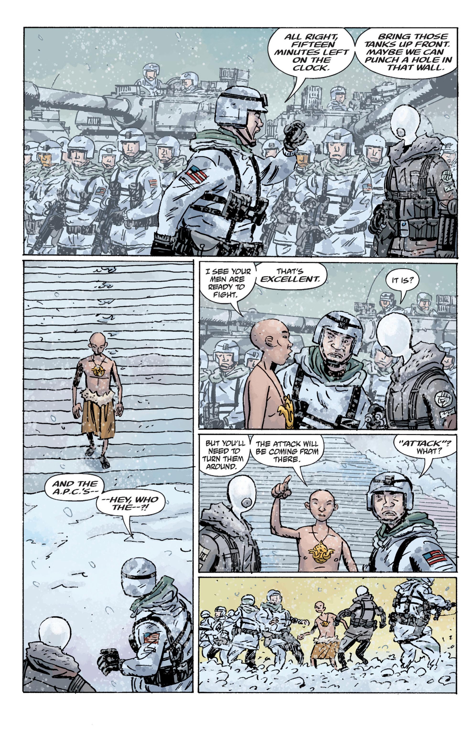 Read online B.P.R.D. (2003) comic -  Issue # TPB 11 - 54