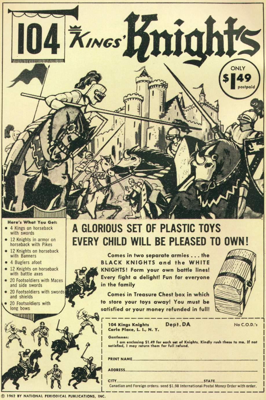 Read online Aquaman (1962) comic -  Issue #7 - 2