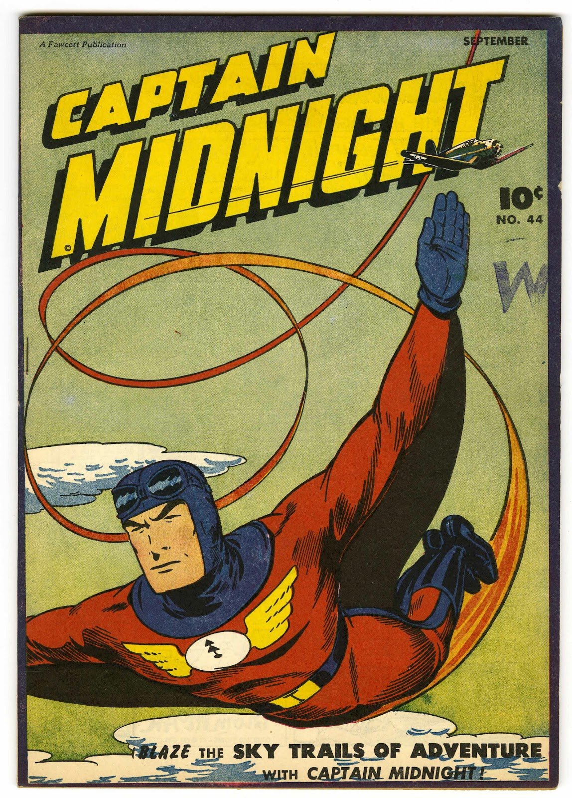 Captain Midnight (1942) 44 Page 1