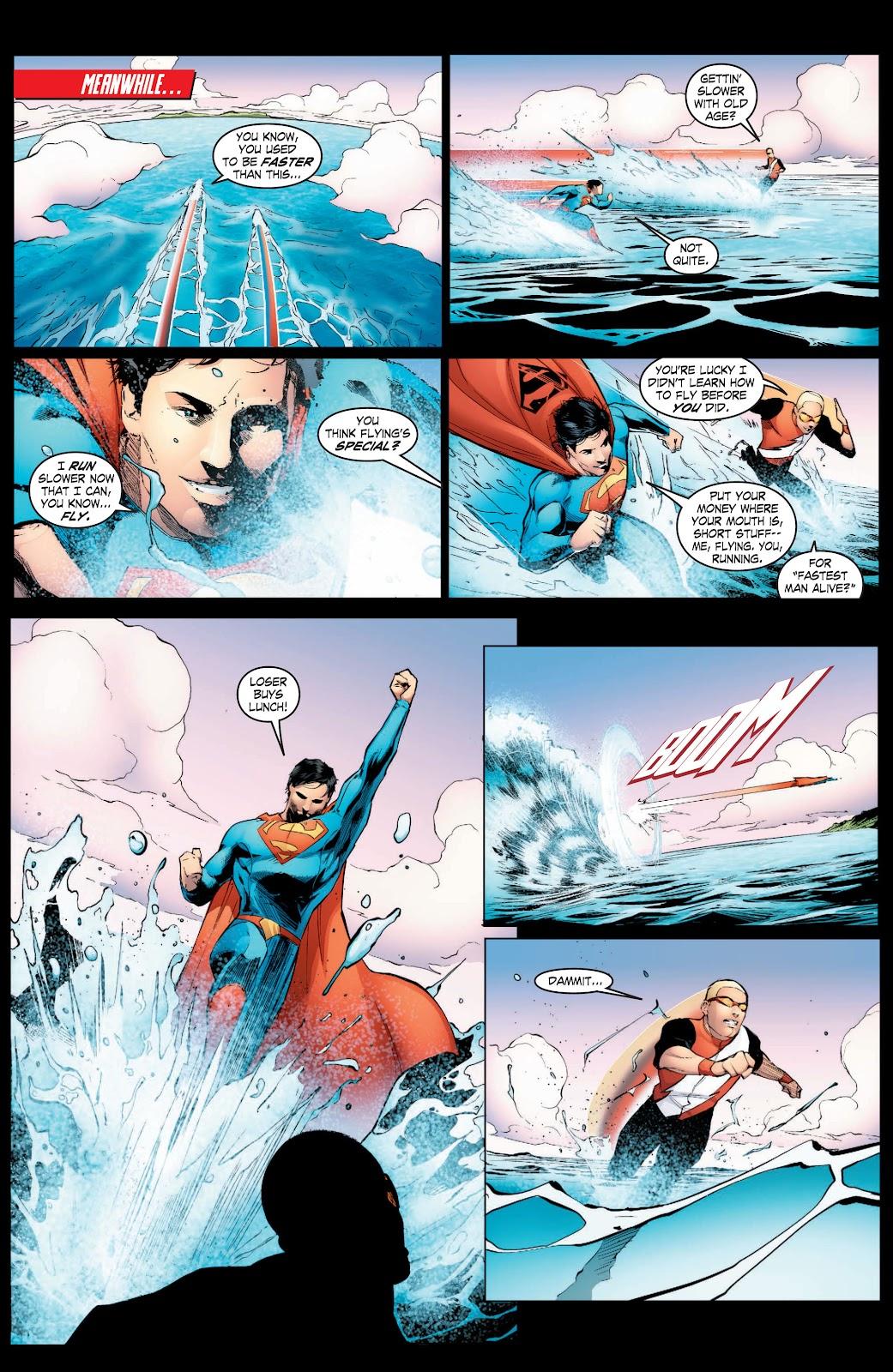 Read online Smallville Season 11 [II] comic -  Issue # TPB 3 - 21