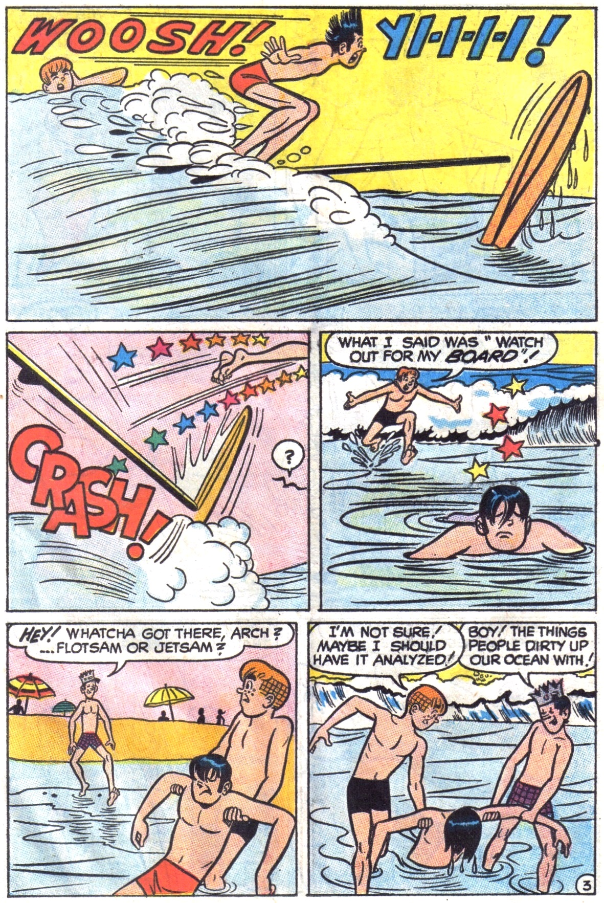 Read online Archie (1960) comic -  Issue #195 - 15