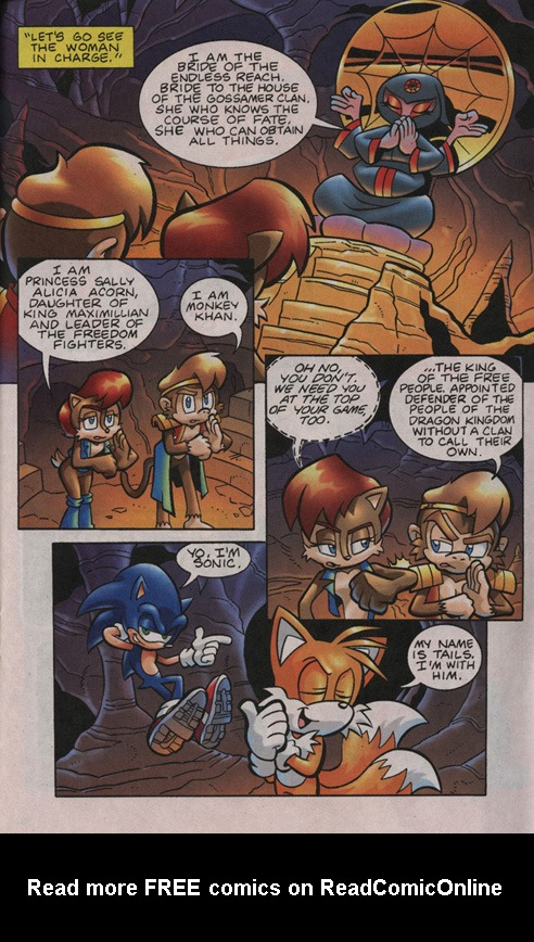 Read online Sonic Universe comic -  Issue #13 - 12