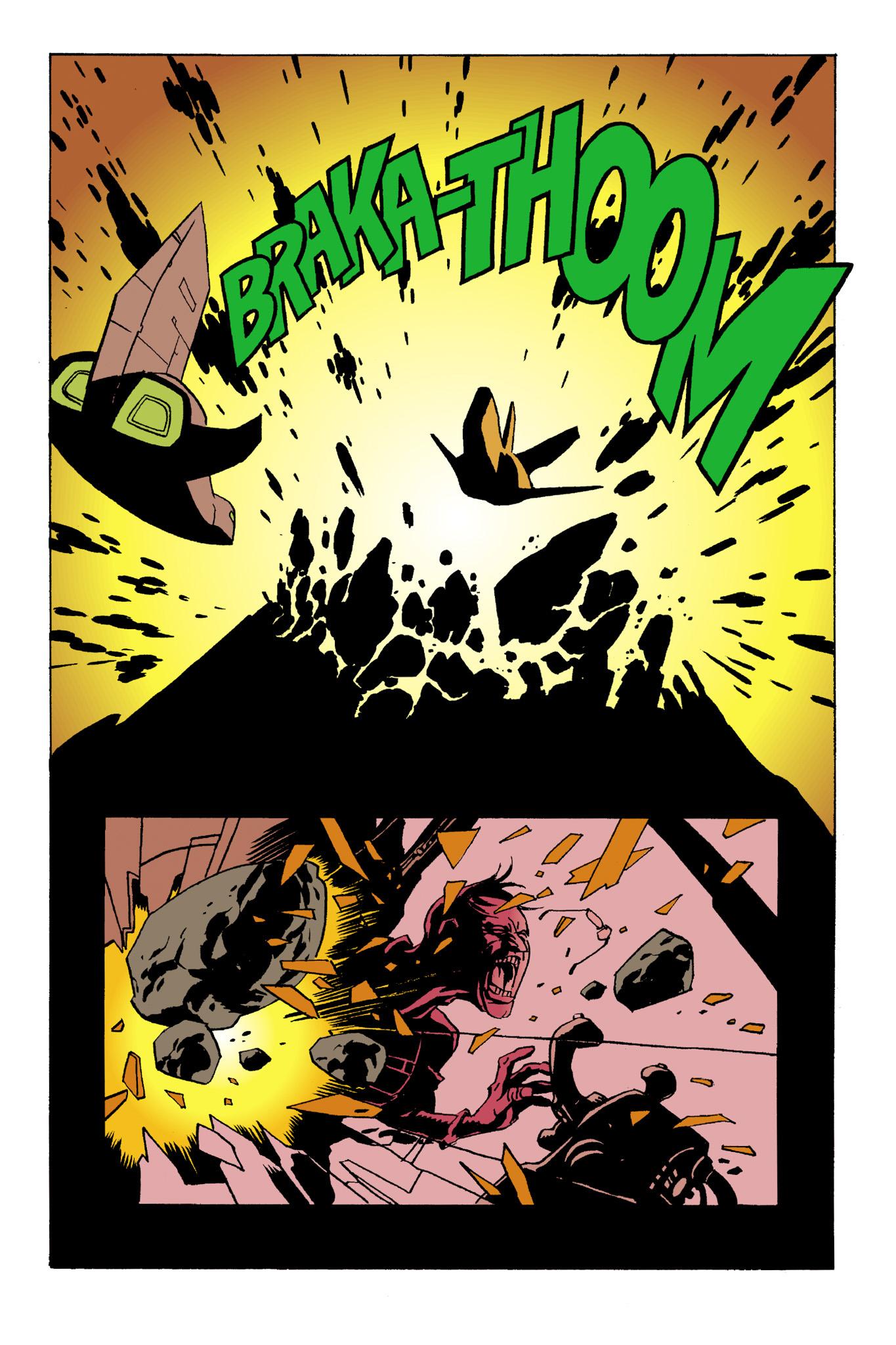 Read online Aliens: Mondo Heat comic -  Issue # Full - 22