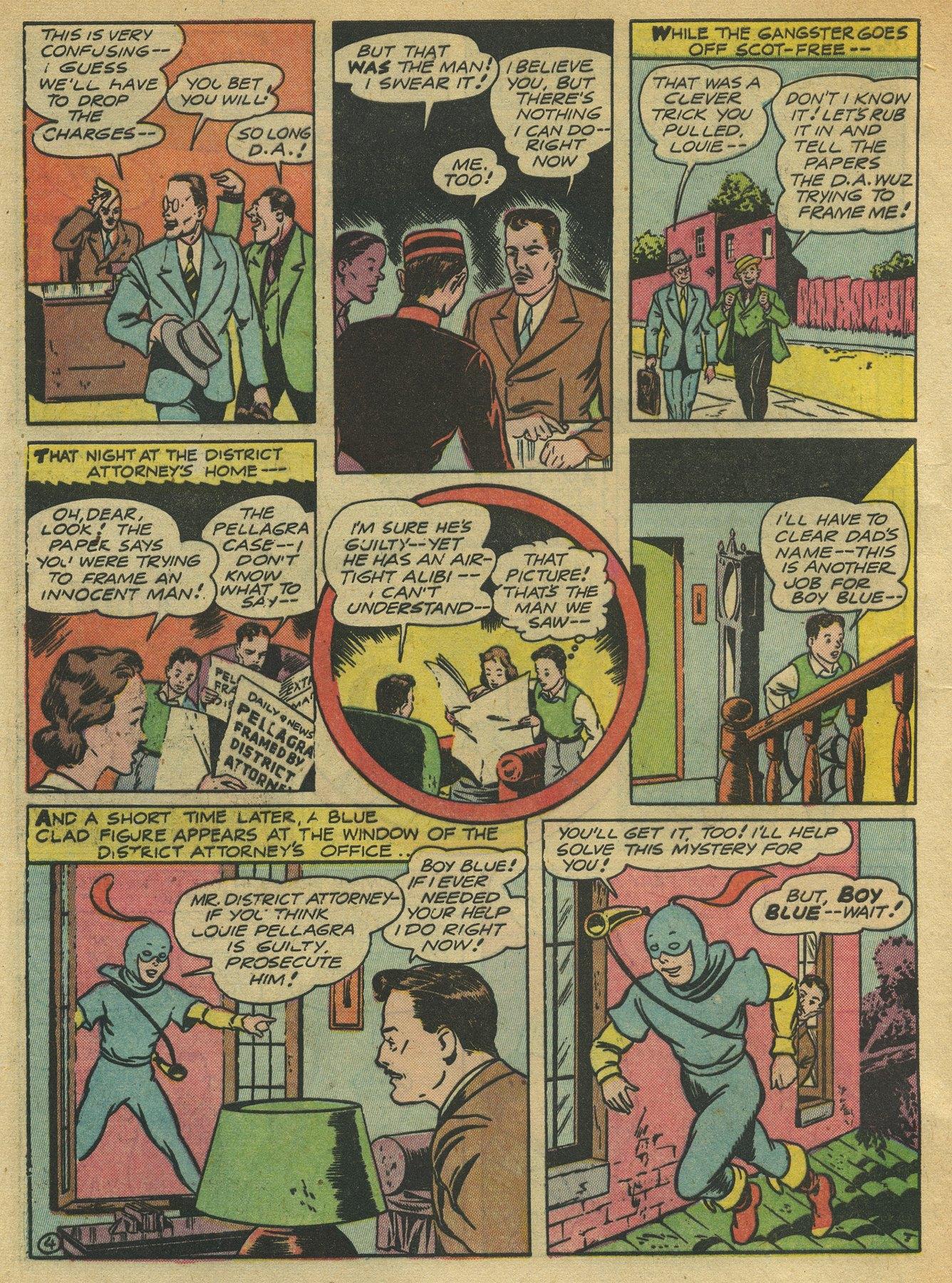 Read online Sensation (Mystery) Comics comic -  Issue #10 - 52