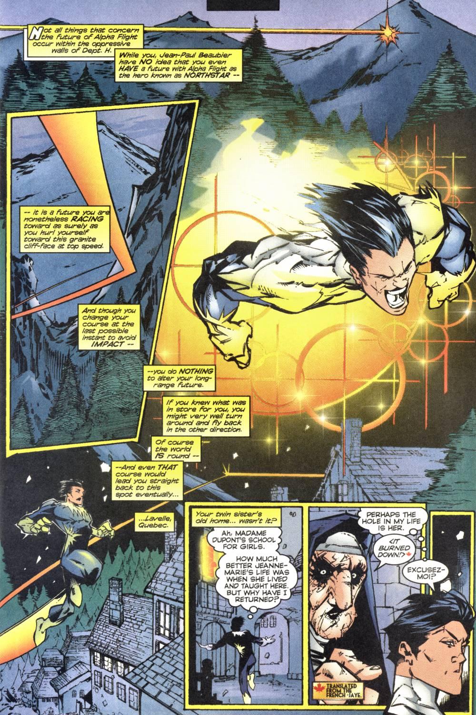 Read online Alpha Flight (1997) comic -  Issue #12 - 12
