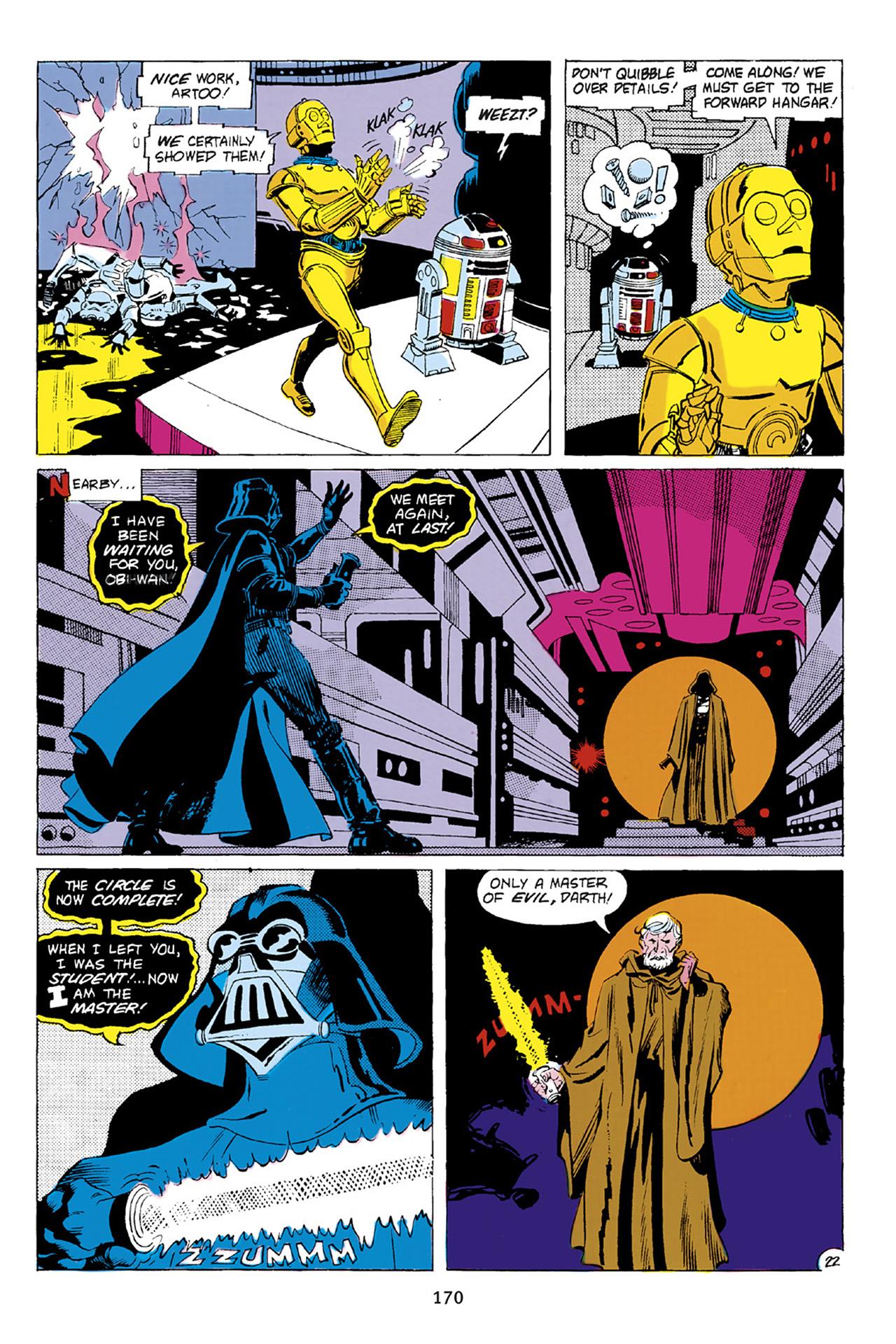 Read online Star Wars Omnibus comic -  Issue # Vol. 23 - 169
