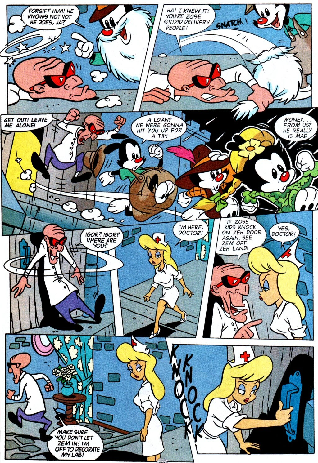 Animaniacs (1995) issue 11 - Page 21