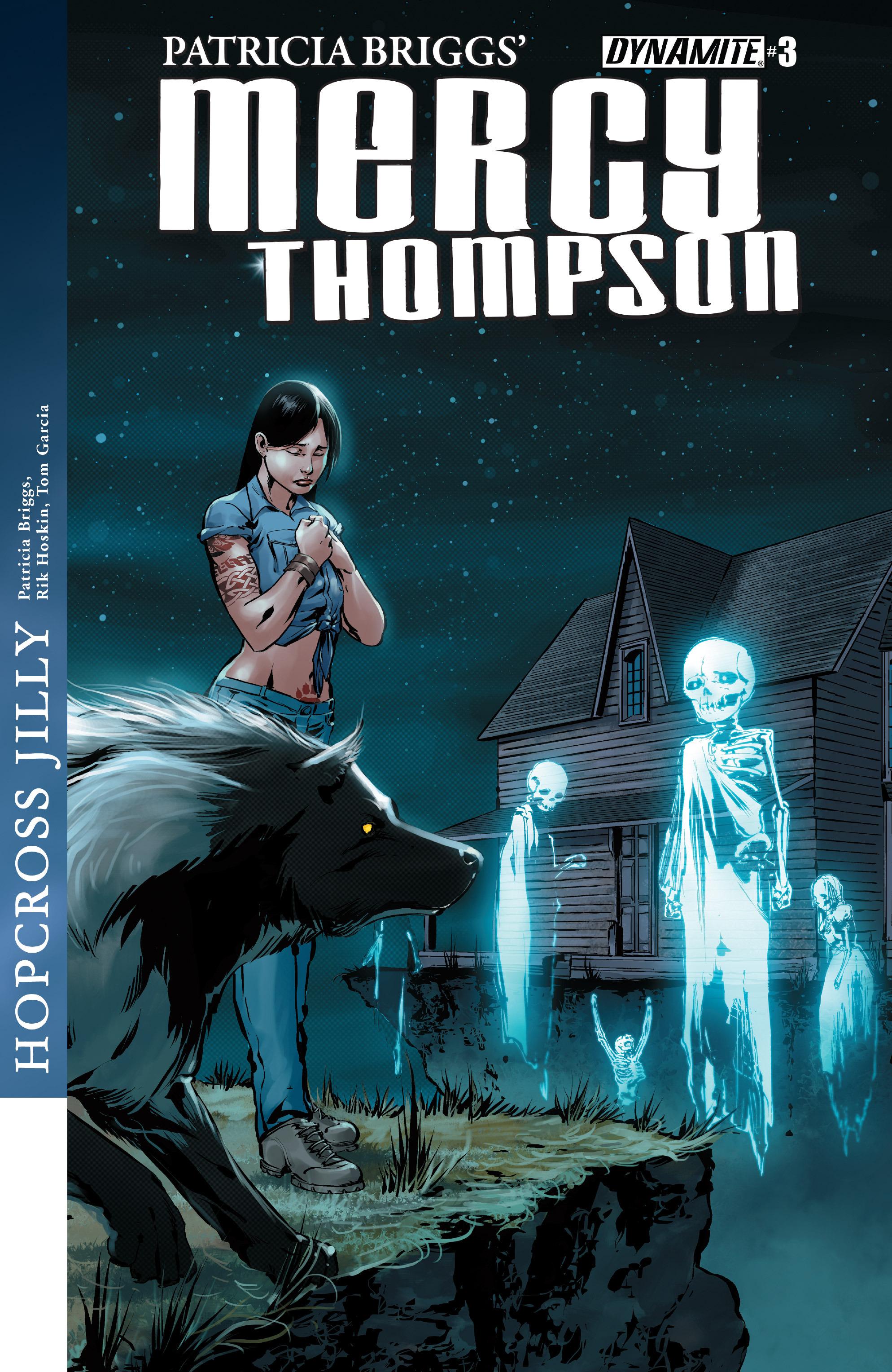 Read online Mercy Thompson comic -  Issue #3 - 1