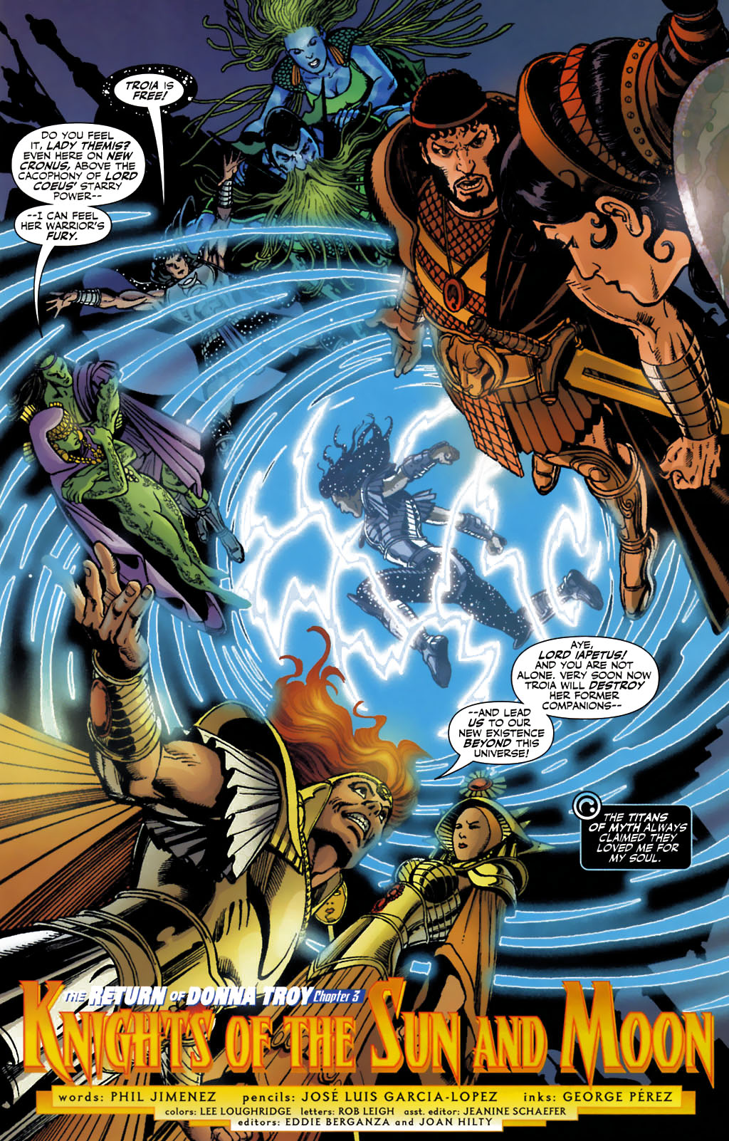DC Special: The Return of Donna Troy 3 Page 2