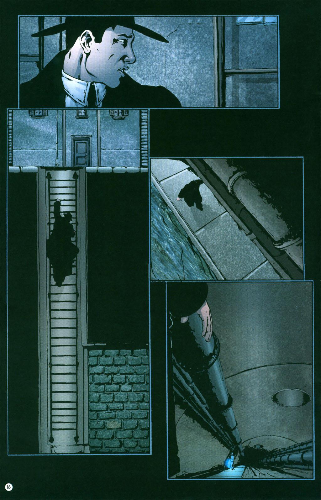 Read online Rex Mundi comic -  Issue #4 - 18