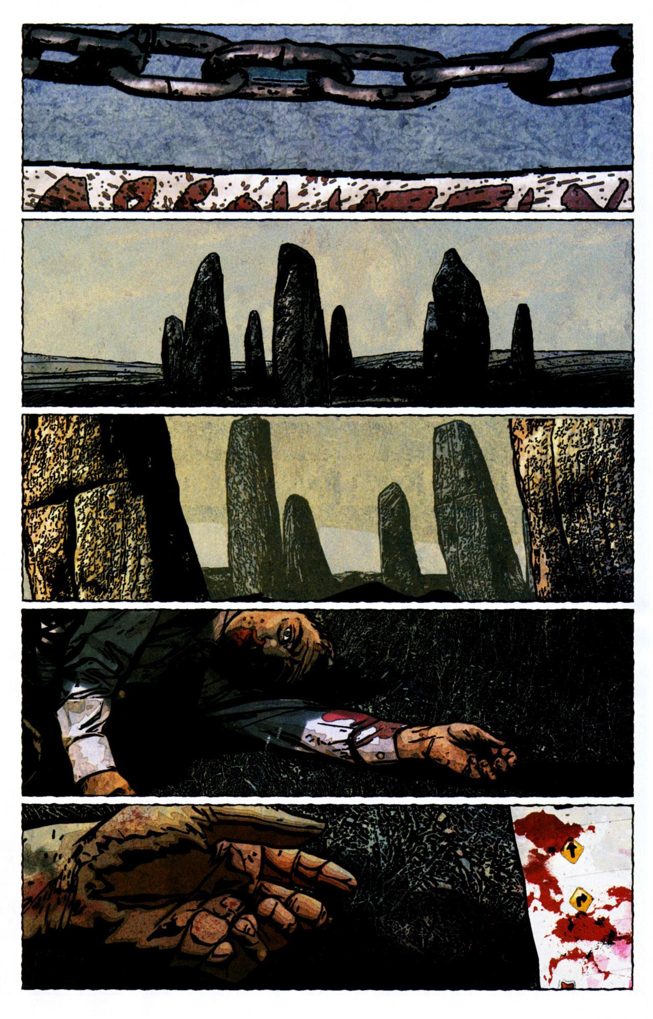 Read online Stephen King's N. comic -  Issue #4 - 23