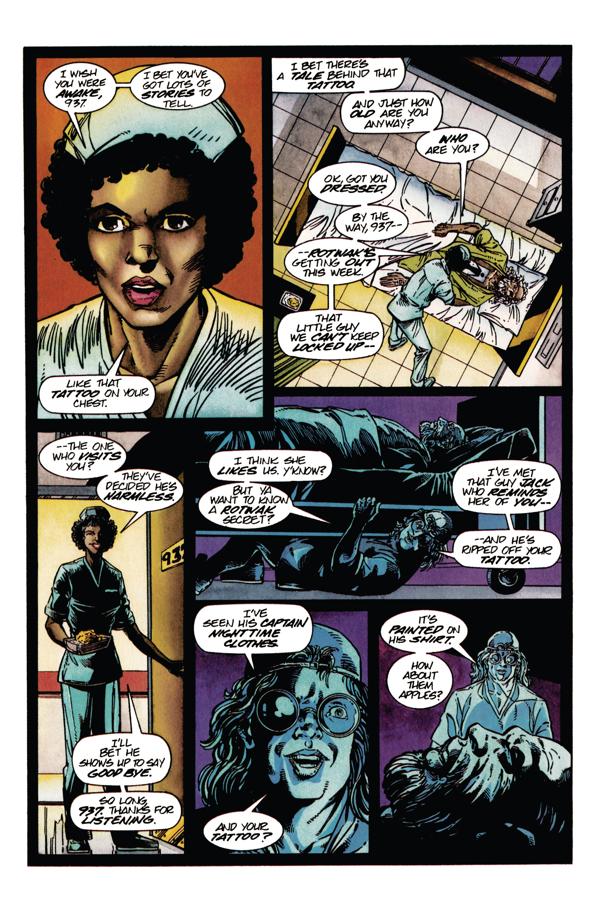 Read online Shadowman (1992) comic -  Issue #28 - 6
