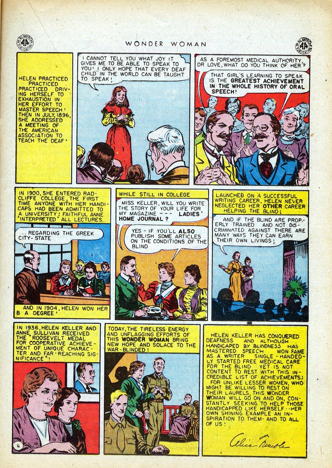 Read online Wonder Woman (1942) comic -  Issue #12 - 31