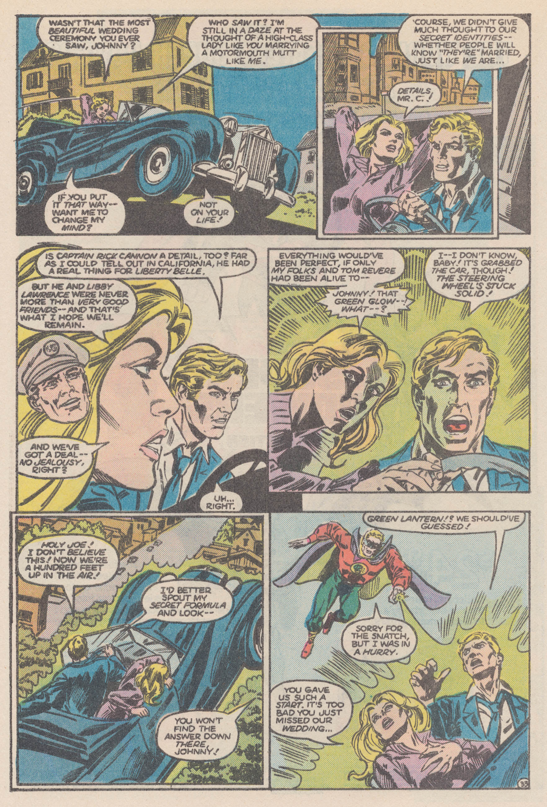 Read online All-Star Squadron comic -  Issue #50 - 39