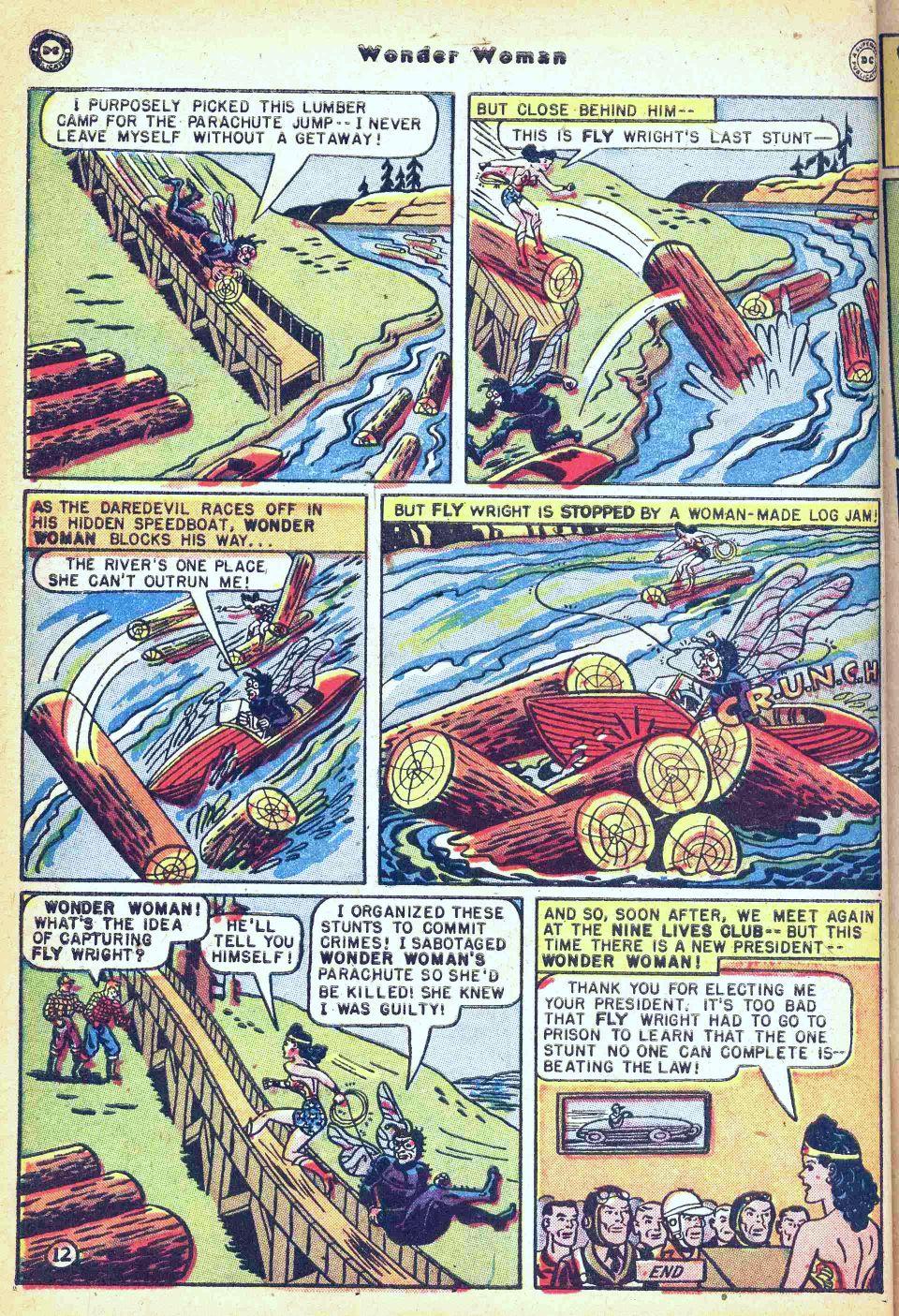 Read online Wonder Woman (1942) comic -  Issue #35 - 14