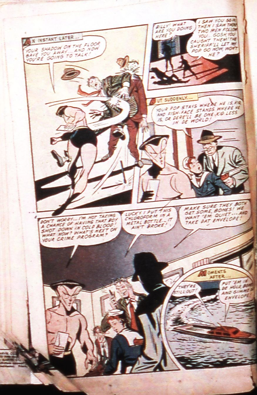 Marvel Mystery Comics (1939) issue 75 - Page 23